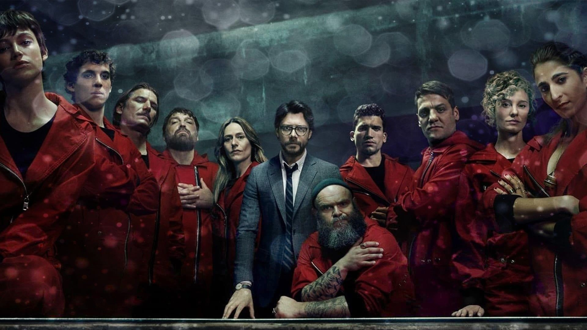 Money Heist Pic