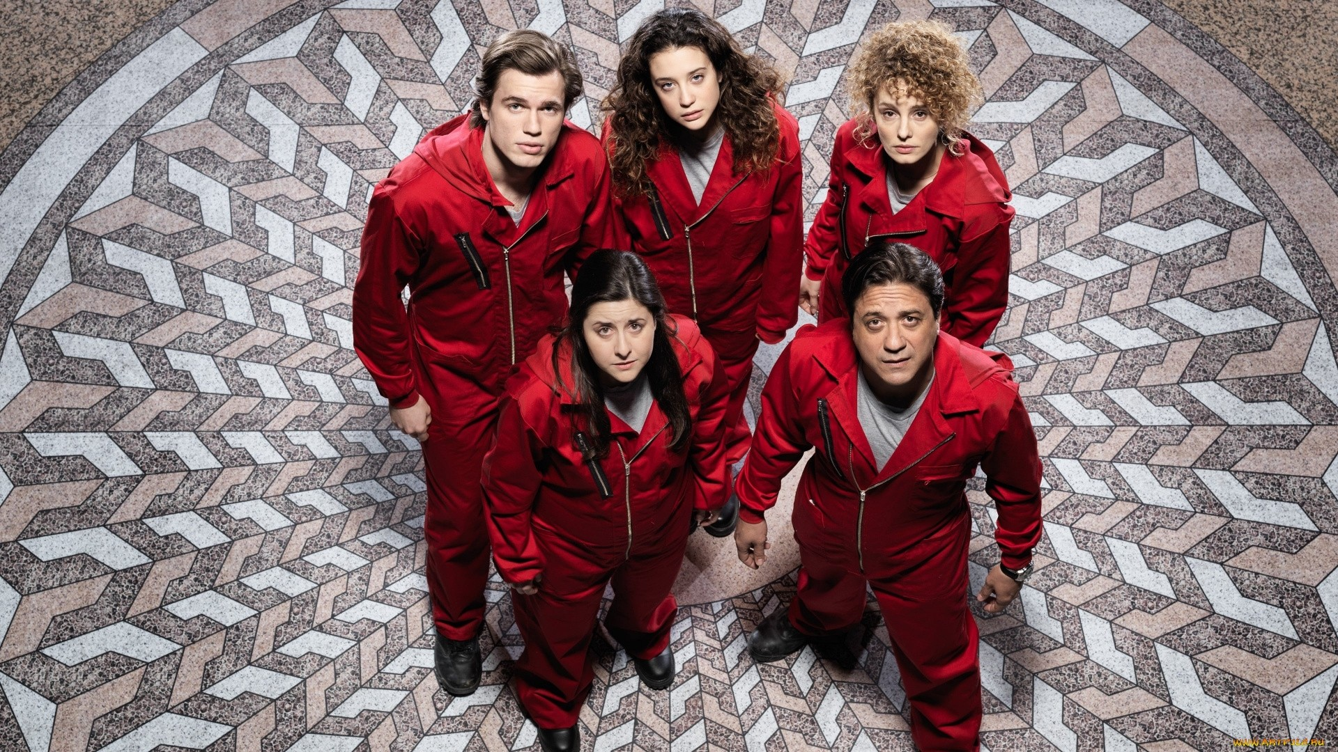 Money Heist High Quality