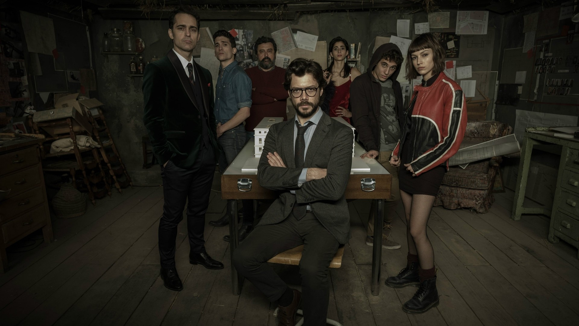 Money Heist Picture