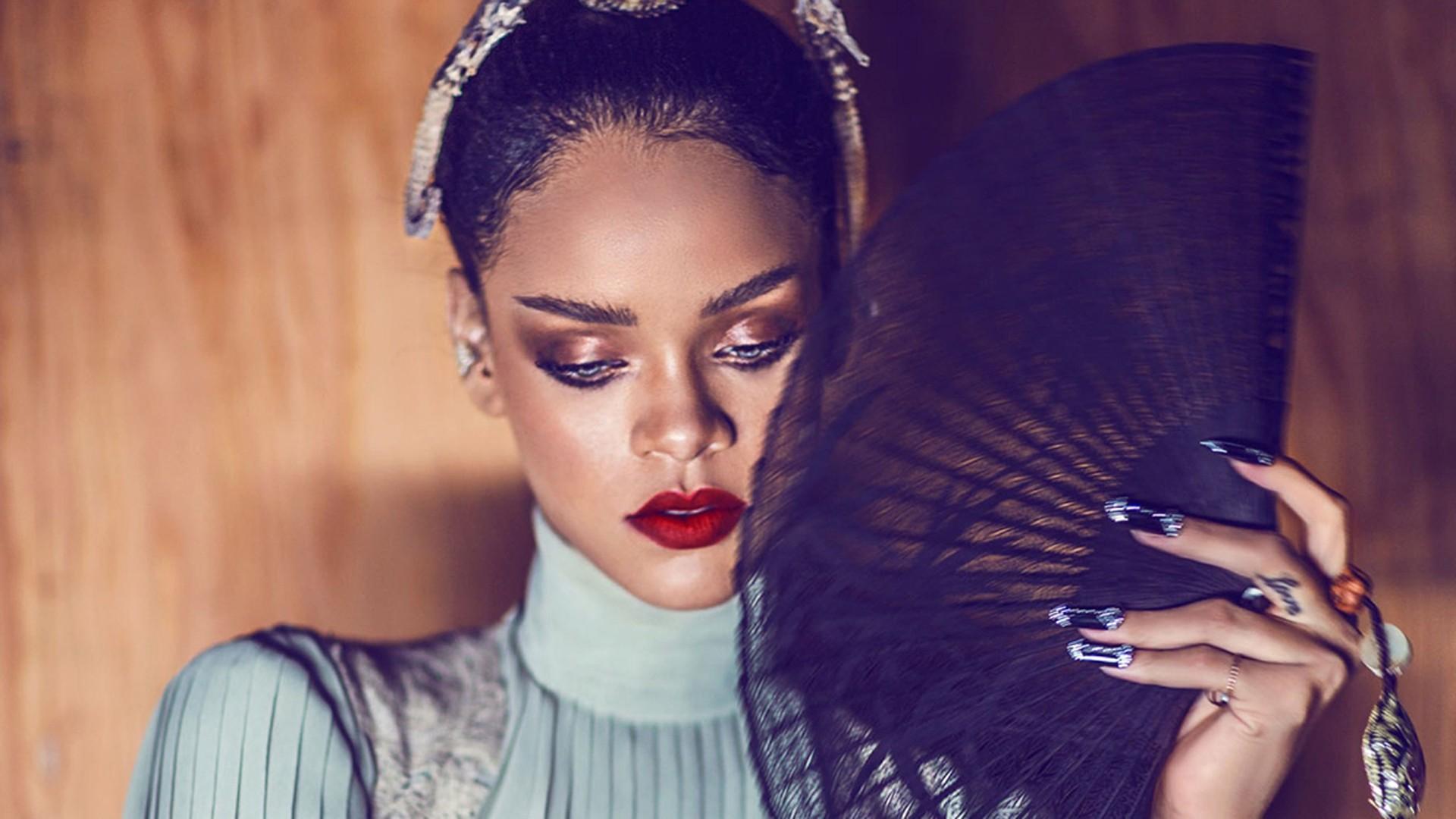 Rihanna Desktop Wallpaper