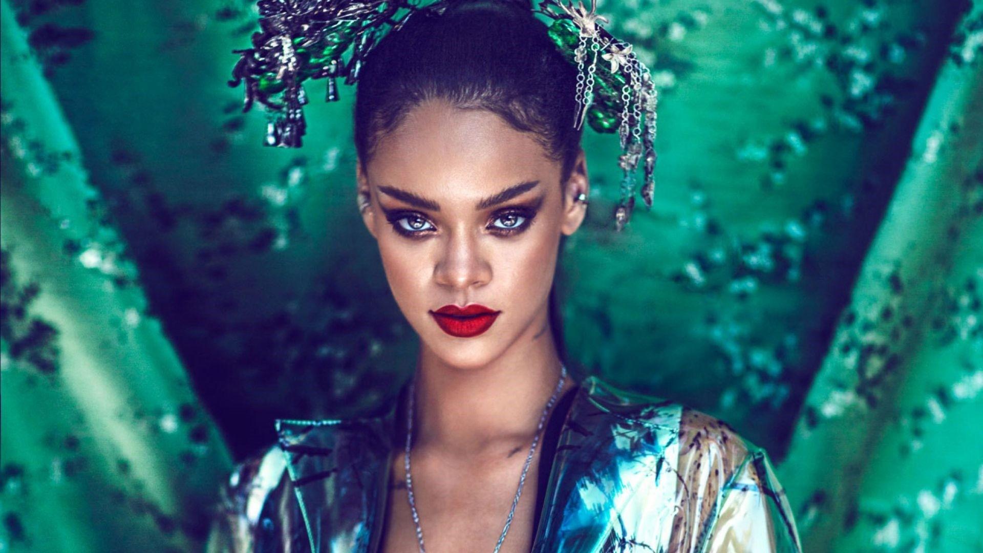 Rihanna PC Wallpaper