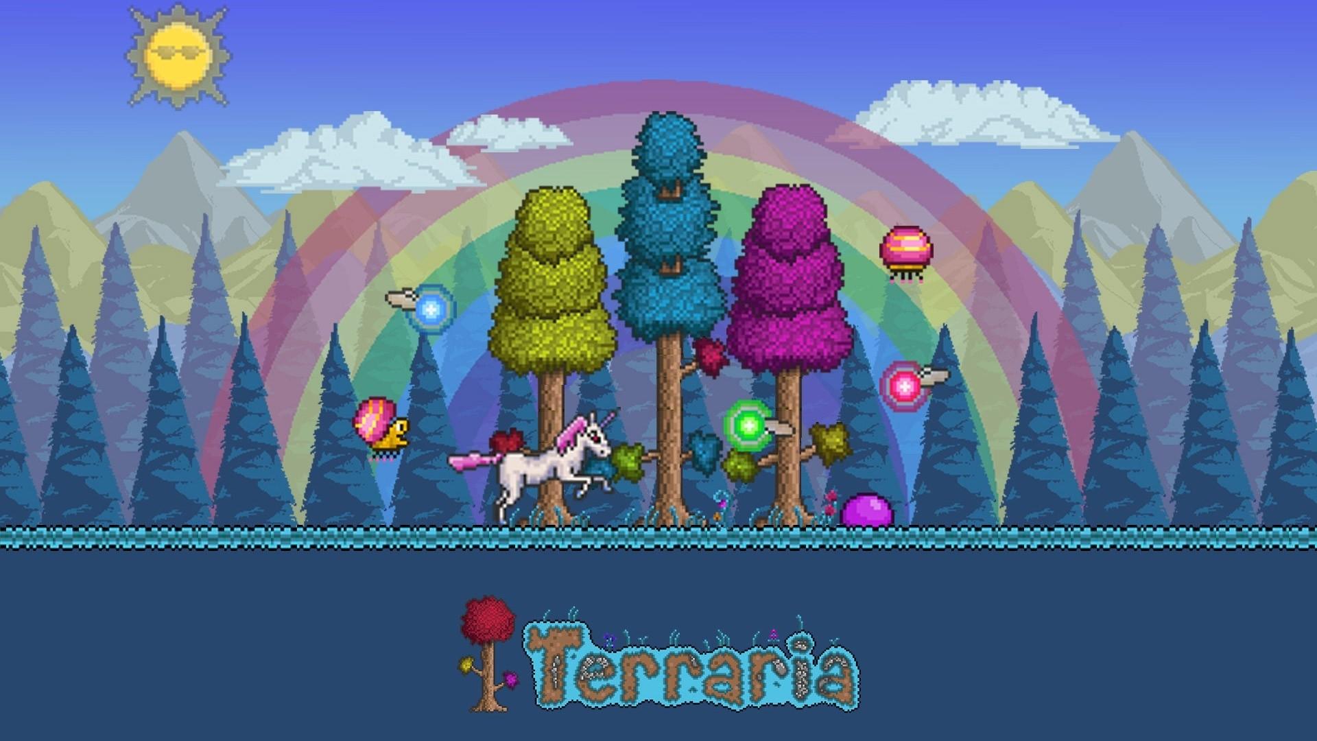 Terraria PC Wallpaper
