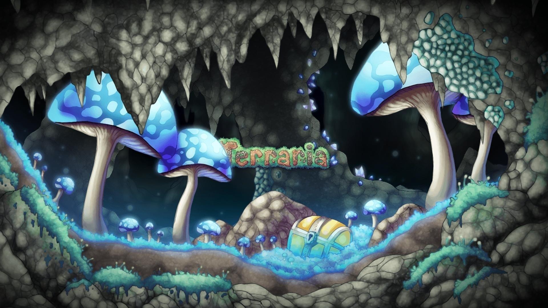 Terraria Desktop wallpaper