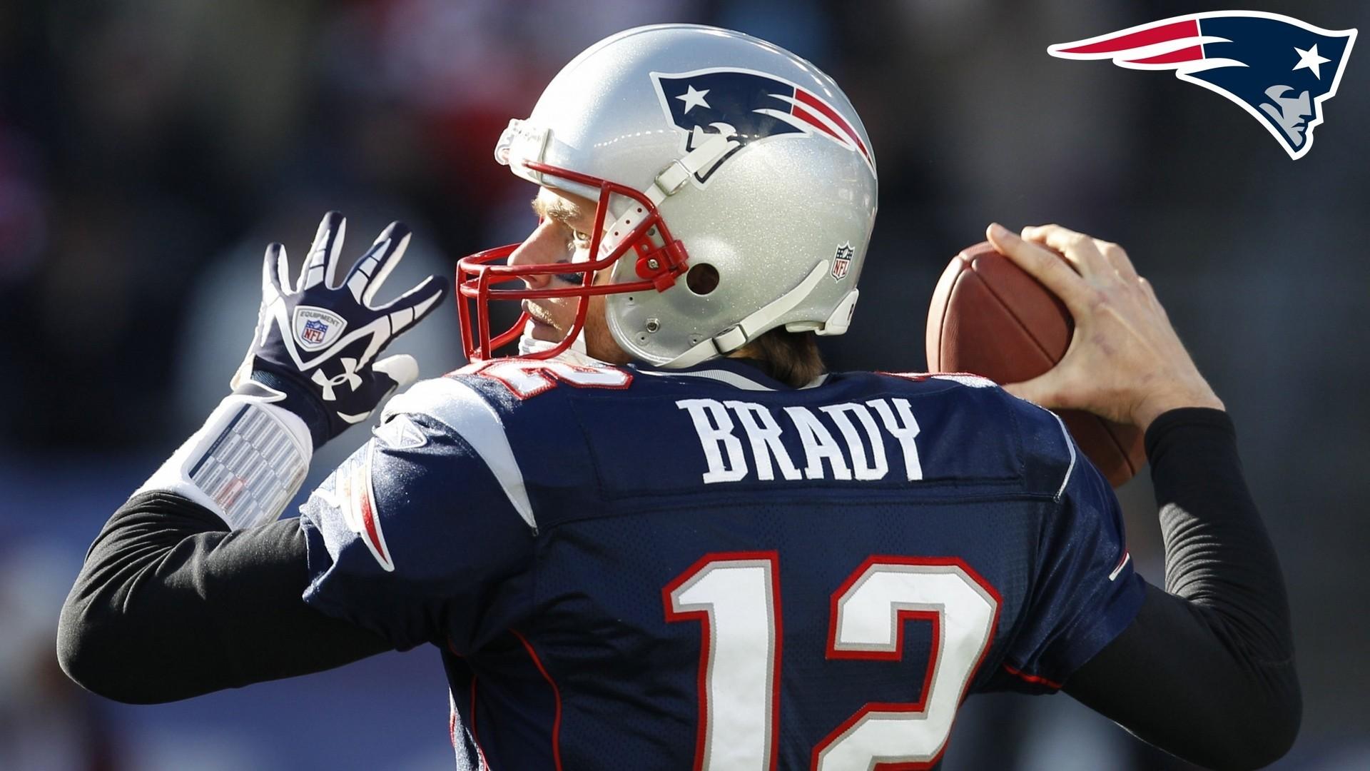 Tom Brady Full HD Wallpaper