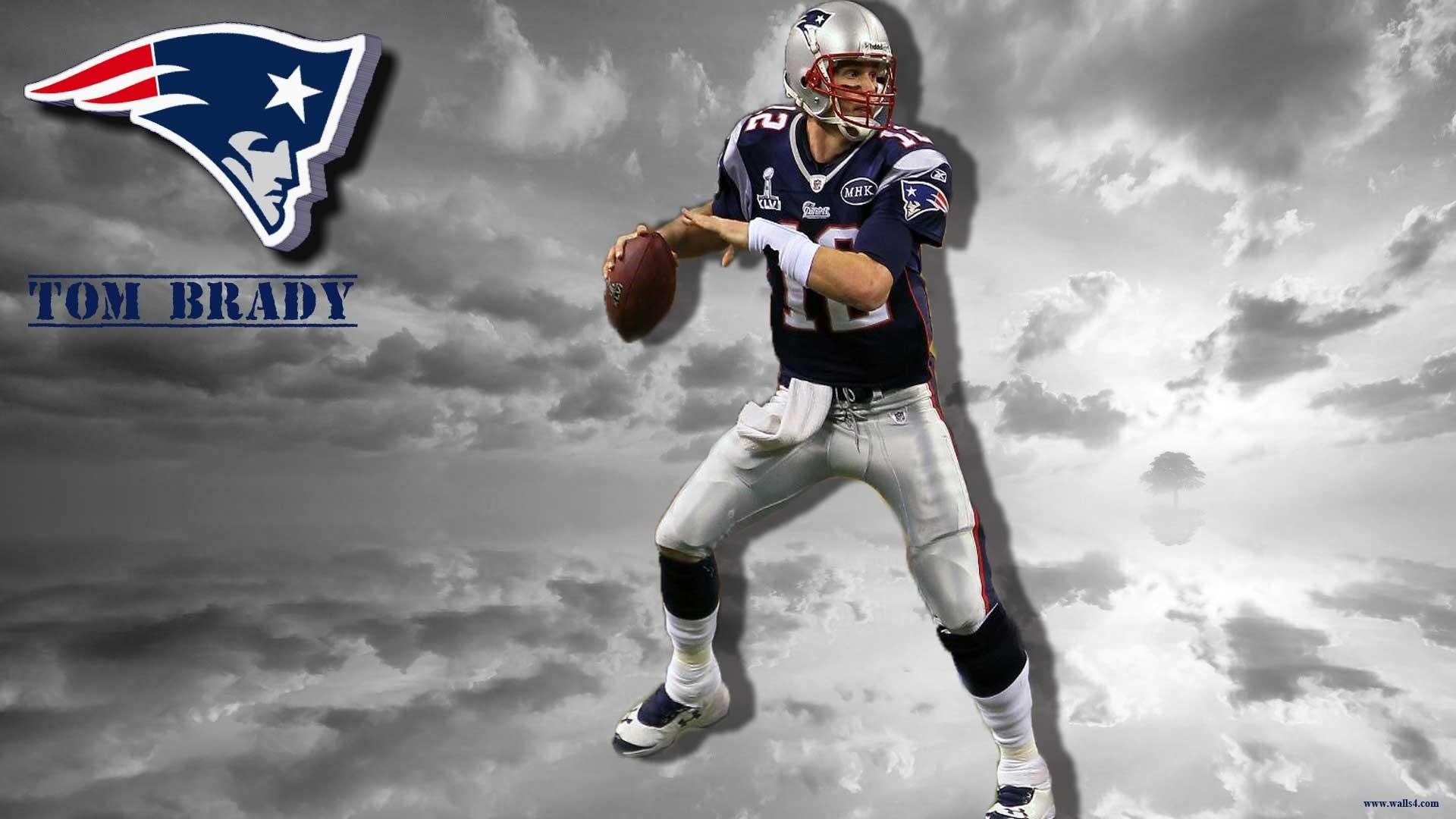 Tom Brady hd desktop wallpaper