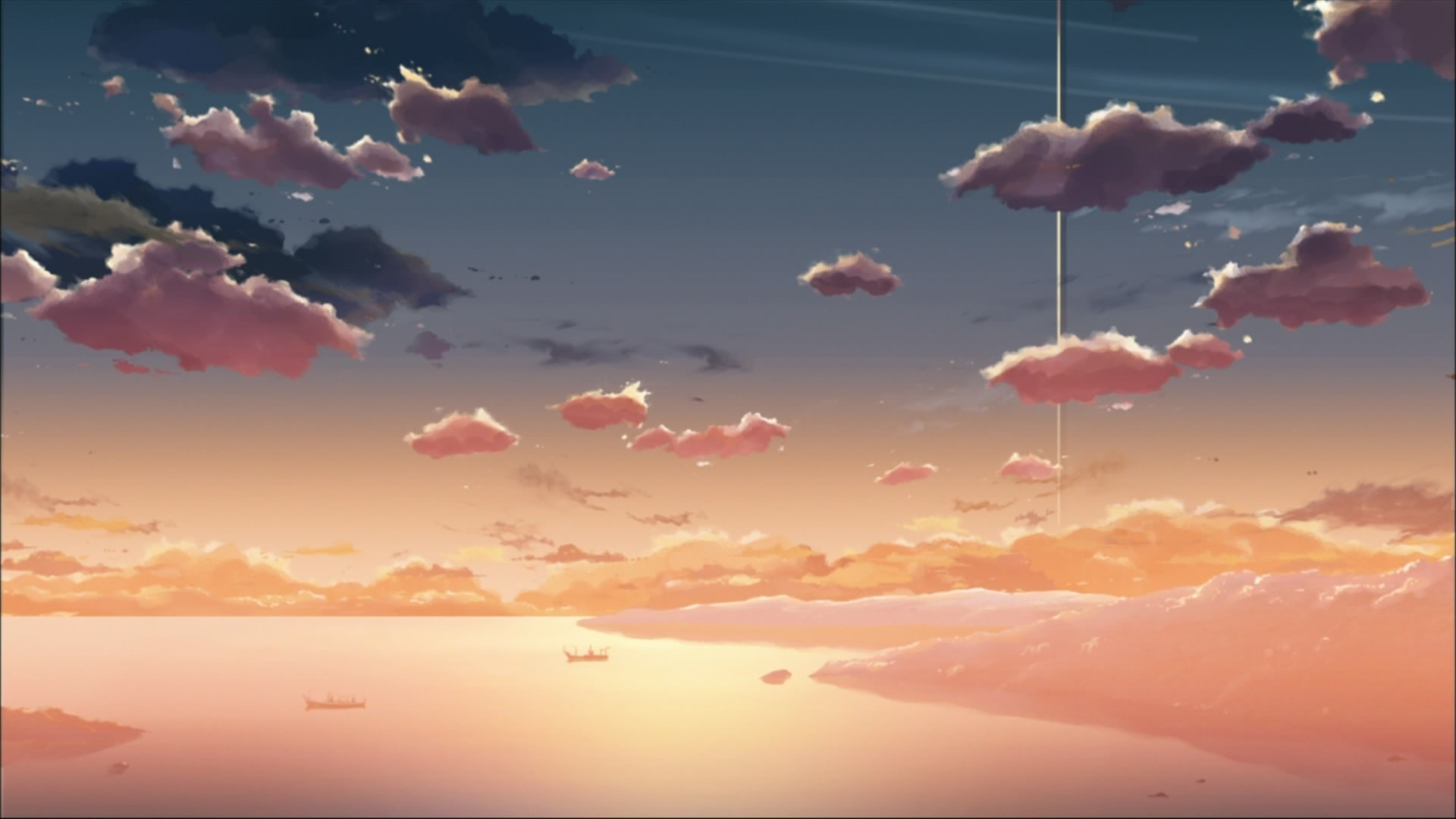 Anime Clouds HD Download