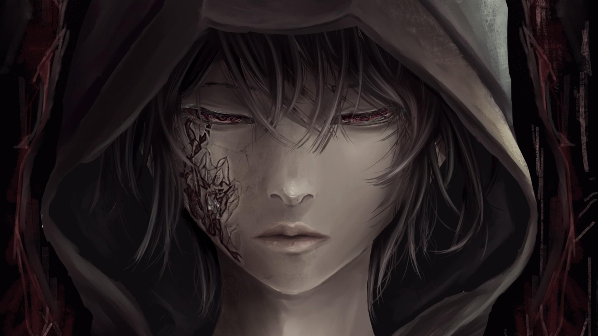 Anime Demon Boy Wallpaper image hd