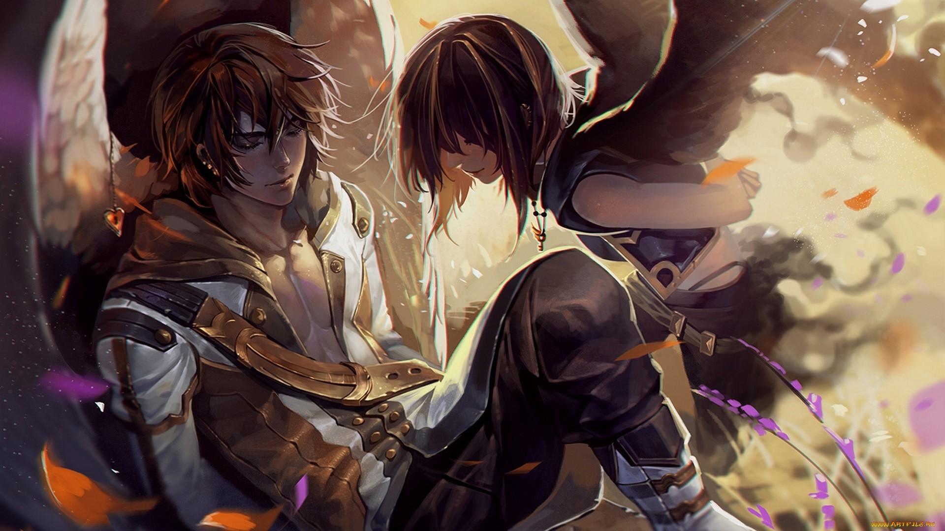 Anime Demon Boy High Quality
