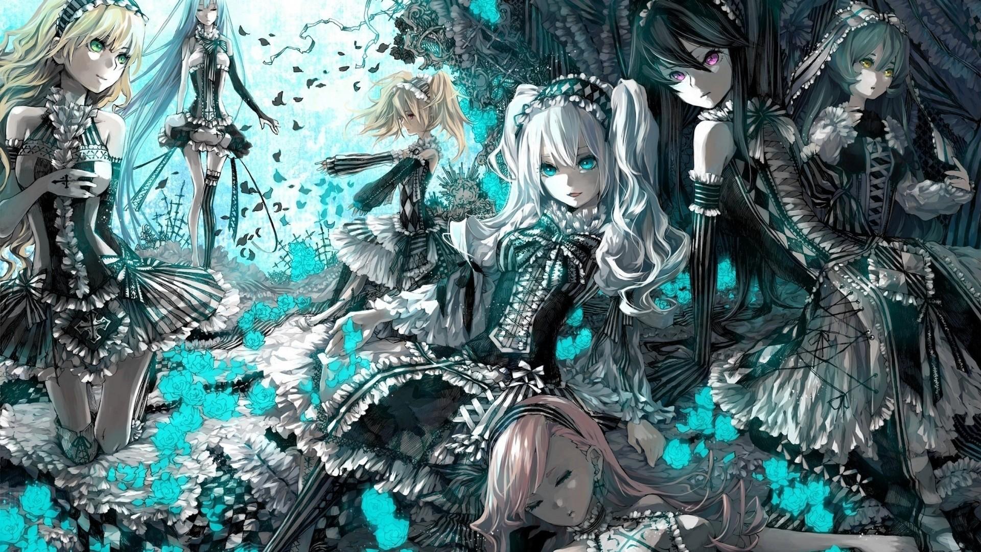 Anime Fanart Desktop Wallpaper