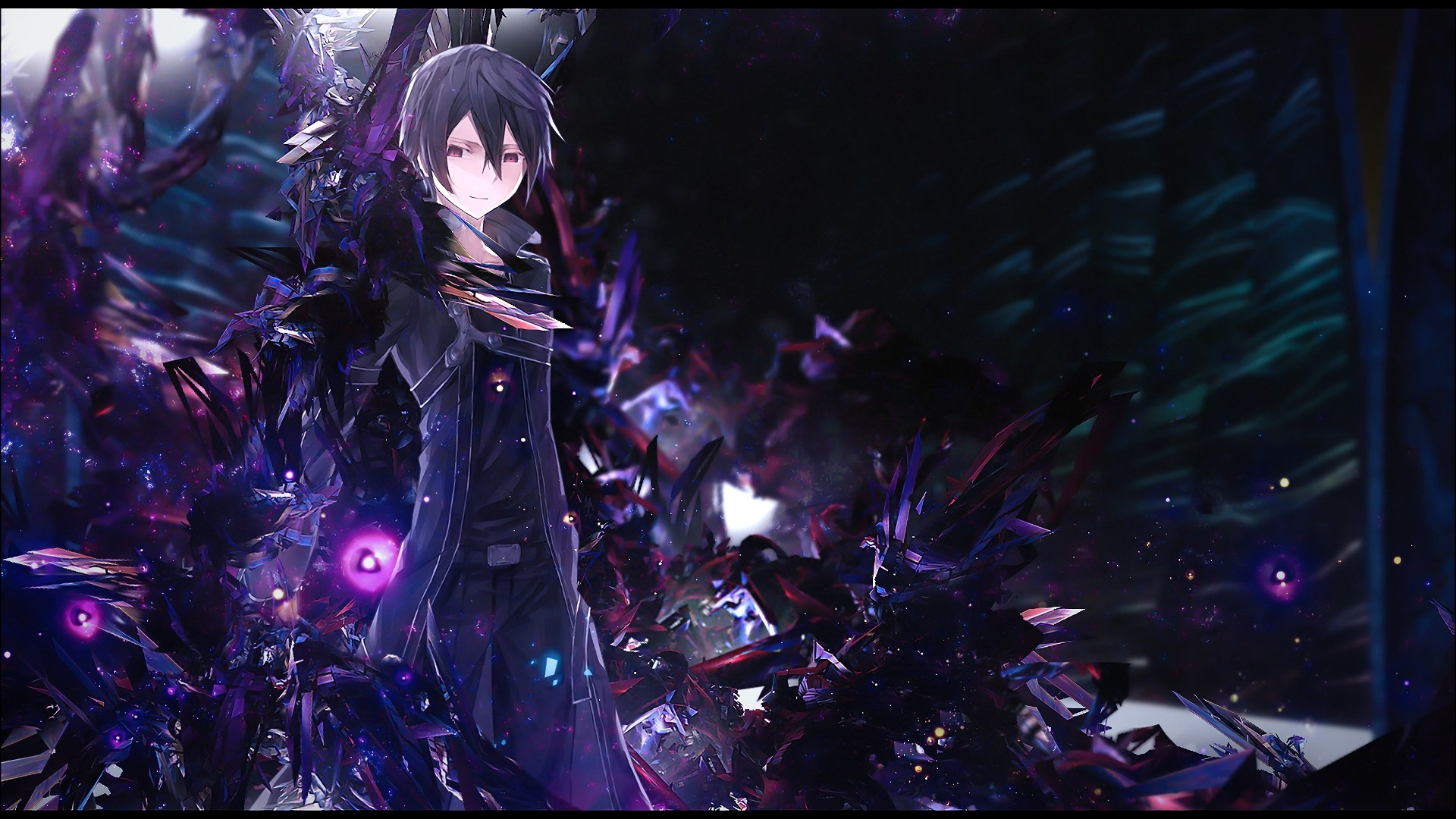 Anime Fanart Full HD Wallpaper