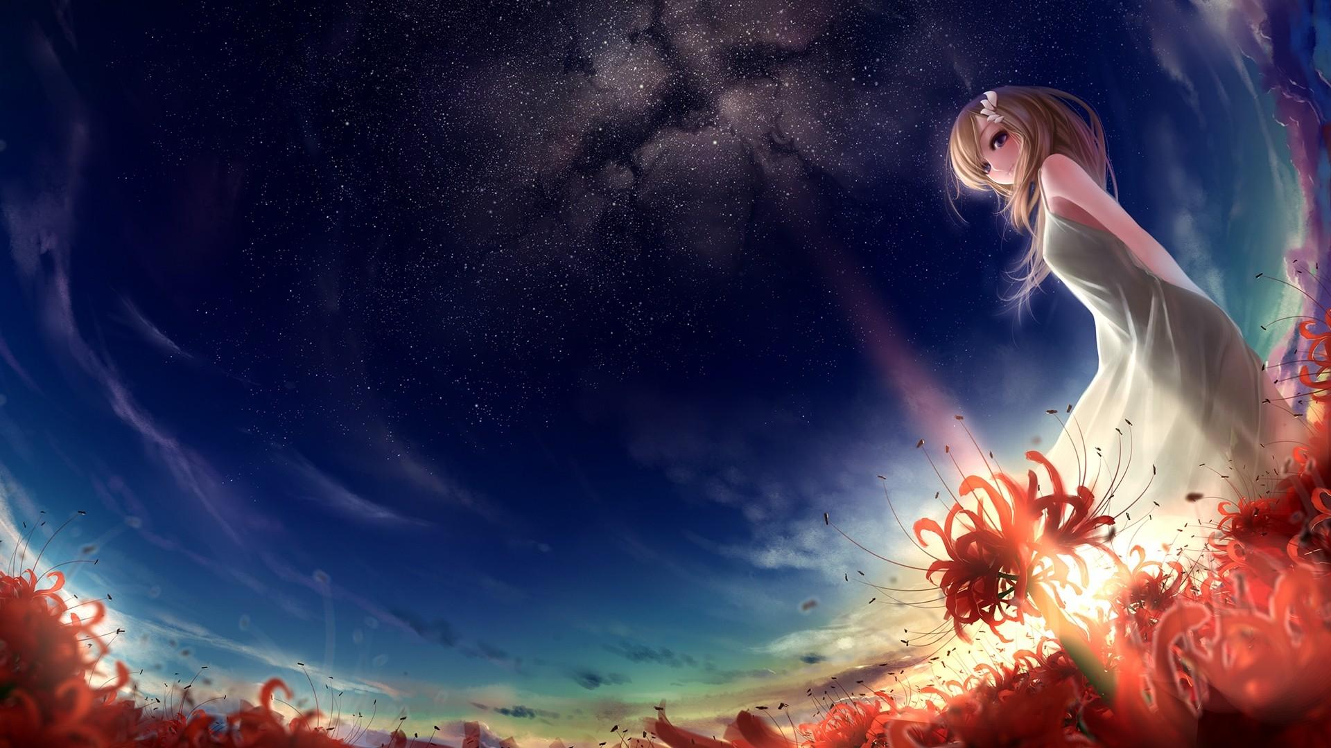 Anime Fanart Wallpaper for pc