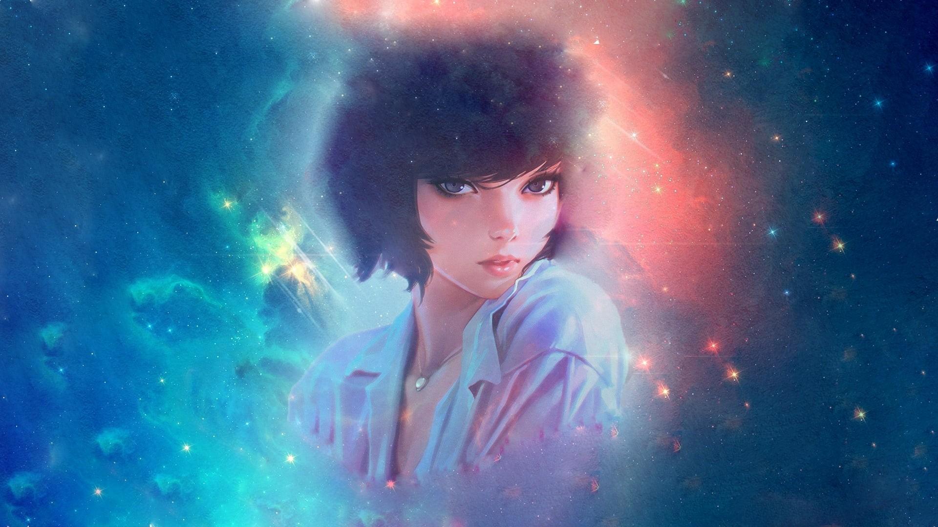 Anime Girl Short Hair Picture