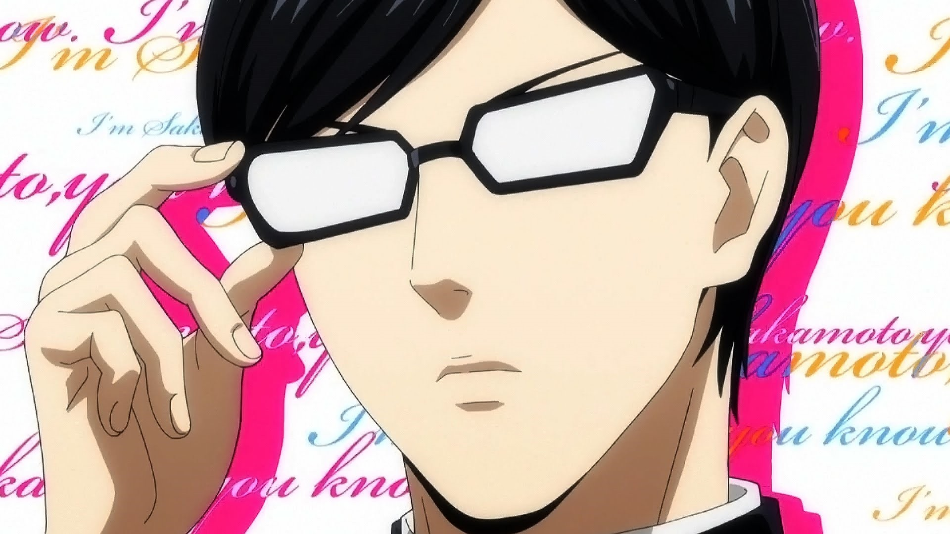 Anime Guy With Glasses Wallpaper image hd