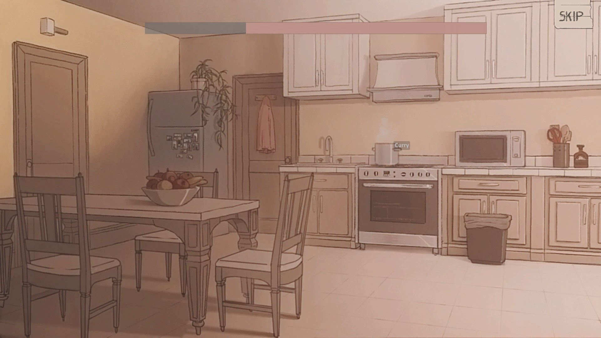 Anime Kitchen Wallpaper