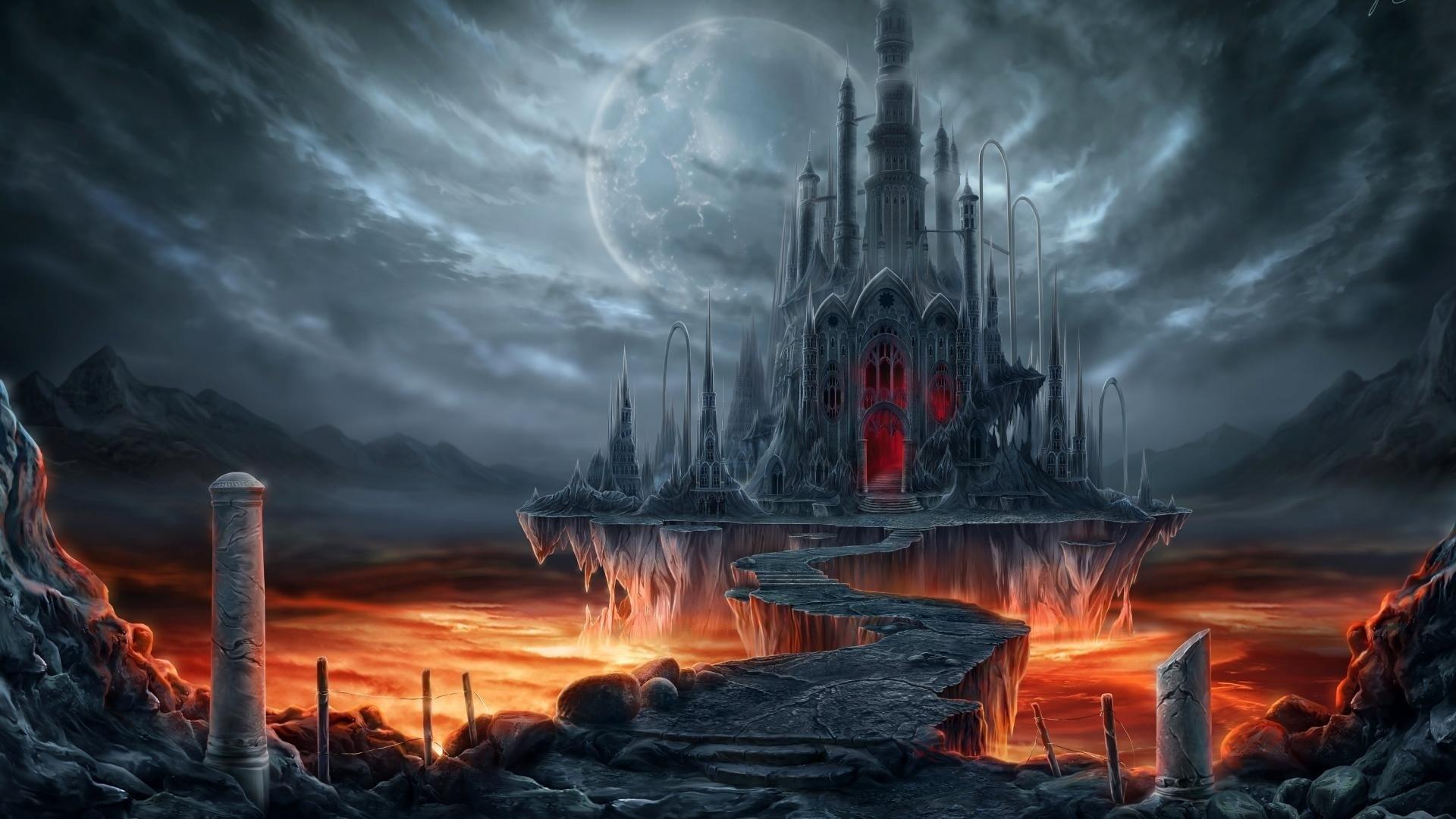 Gothic Castle Pic