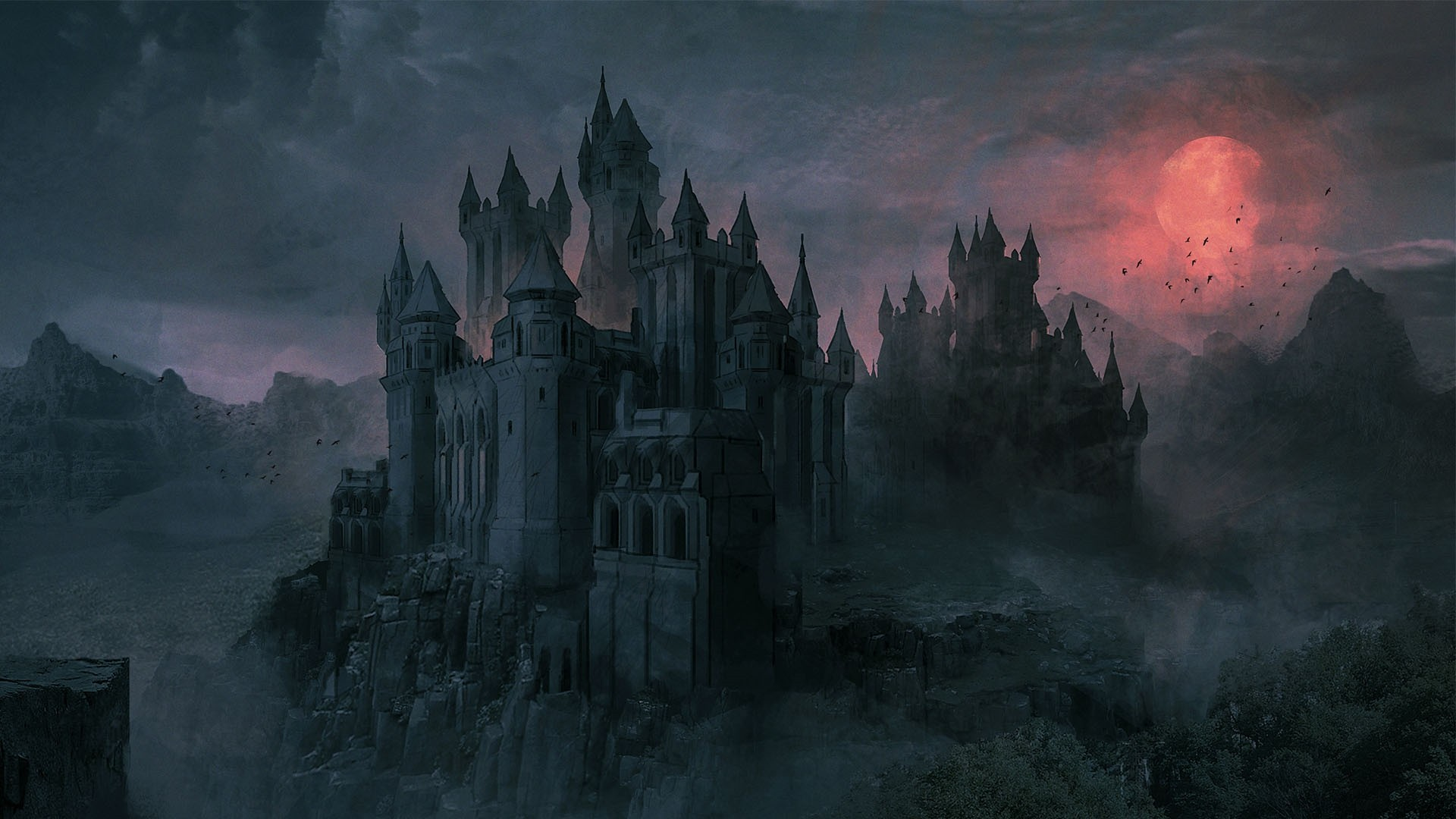 Gothic Castle HD Download