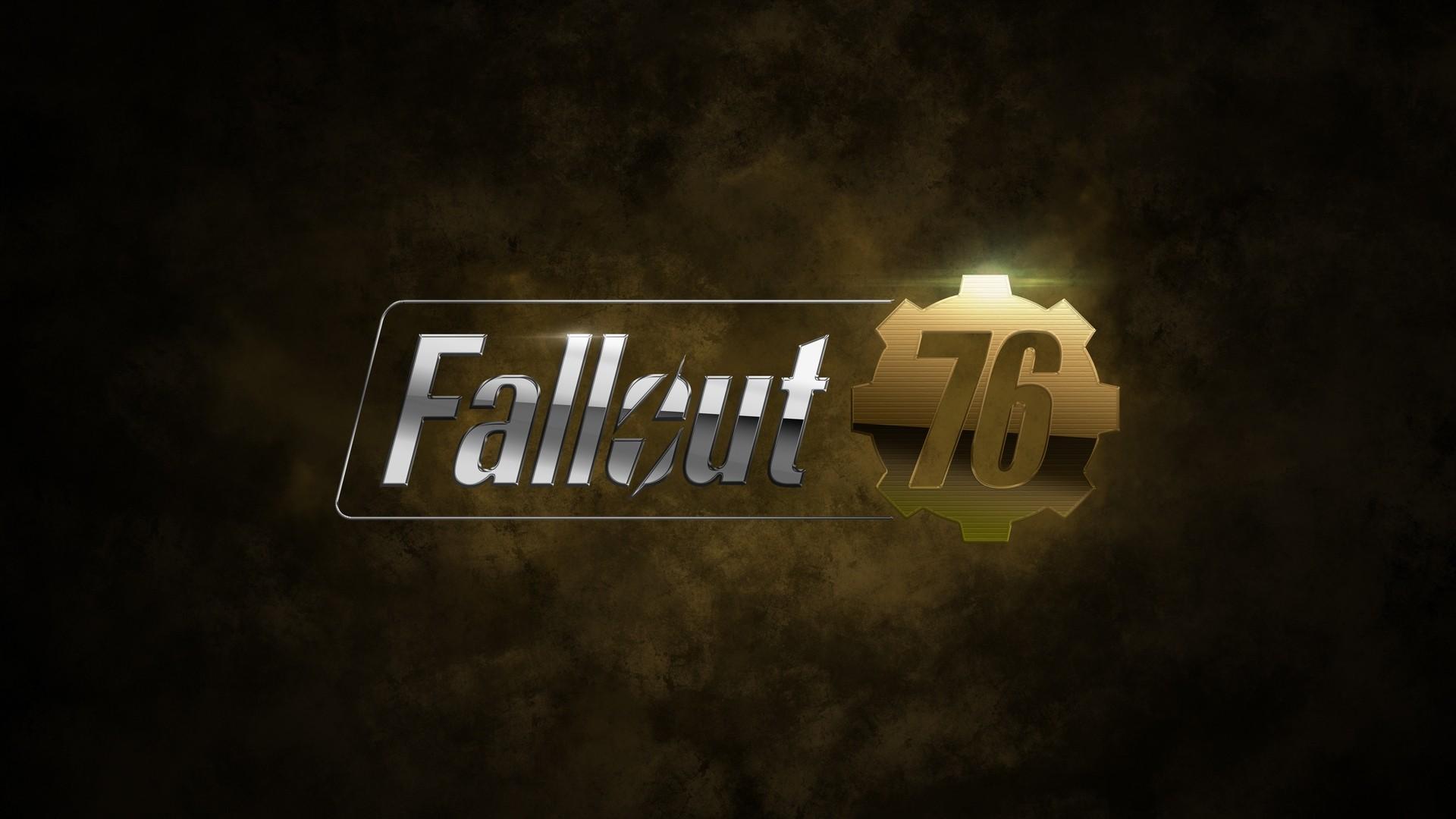 Fallout 76 PC Wallpaper