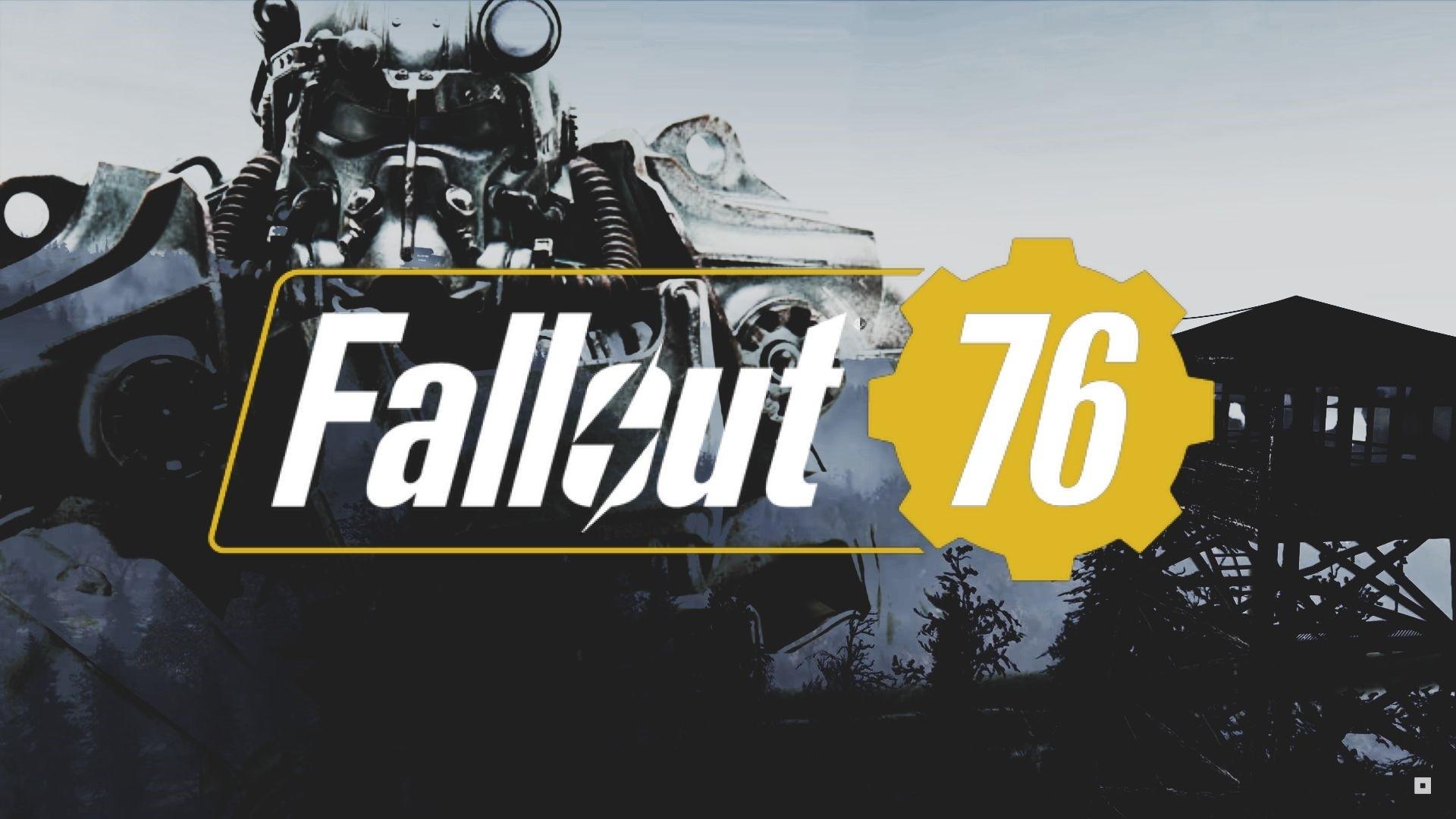 Fallout 76 hd desktop wallpaper