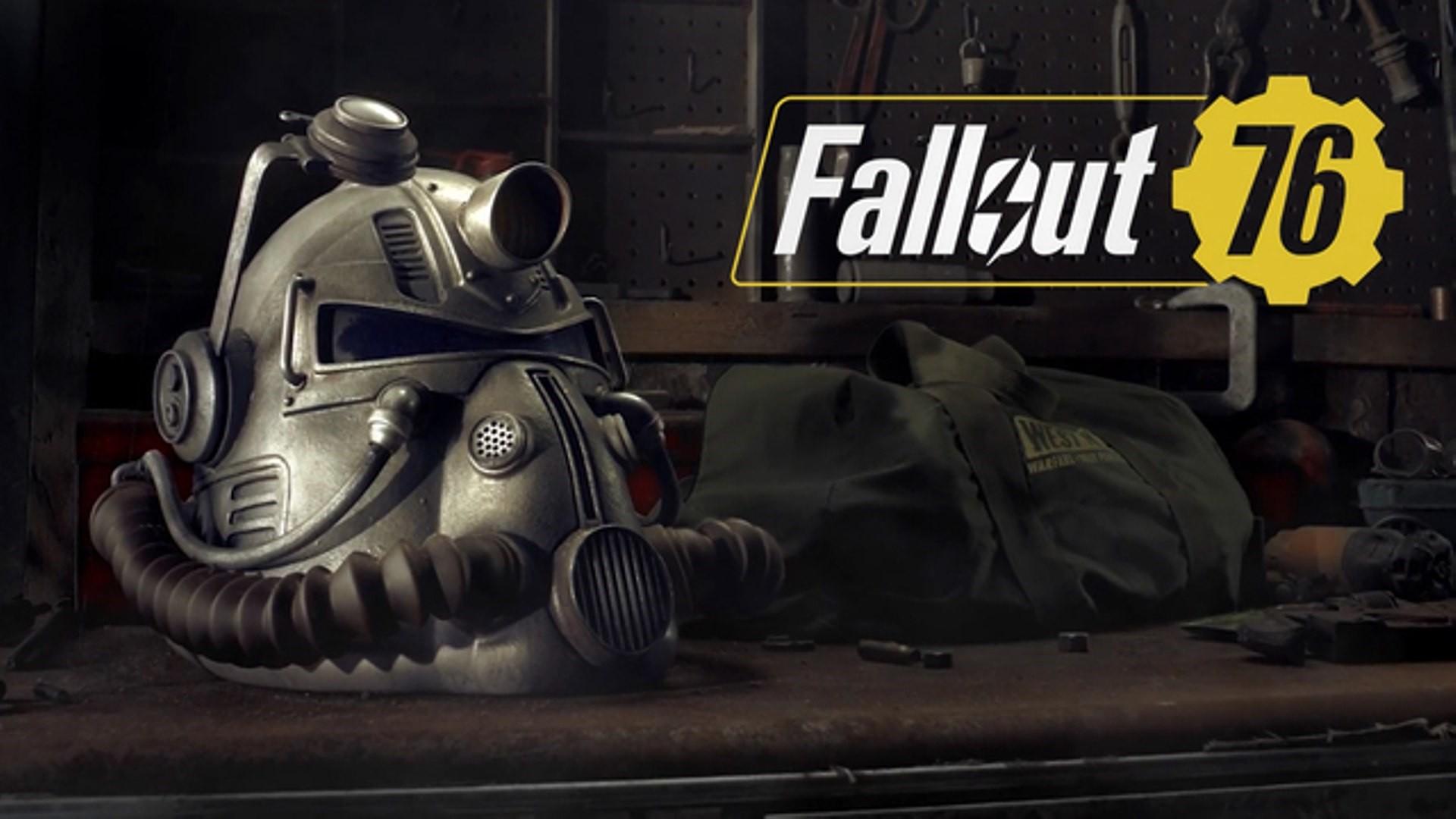 Fallout 76 Desktop wallpaper