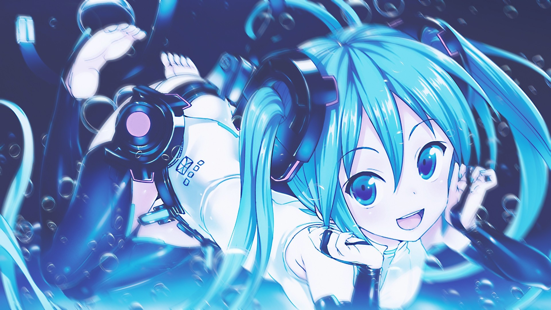 Hatsune Miku Wallpaper image hd