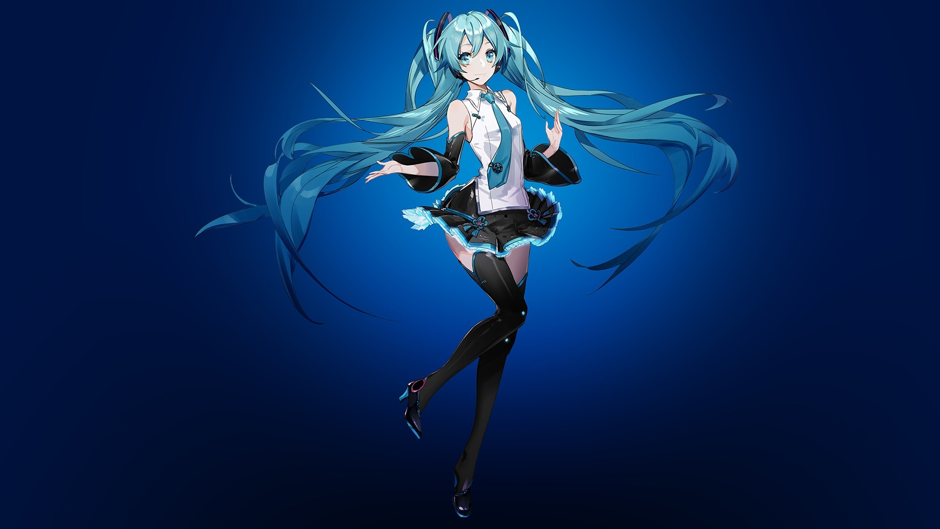 Hatsune Miku PC Wallpaper
