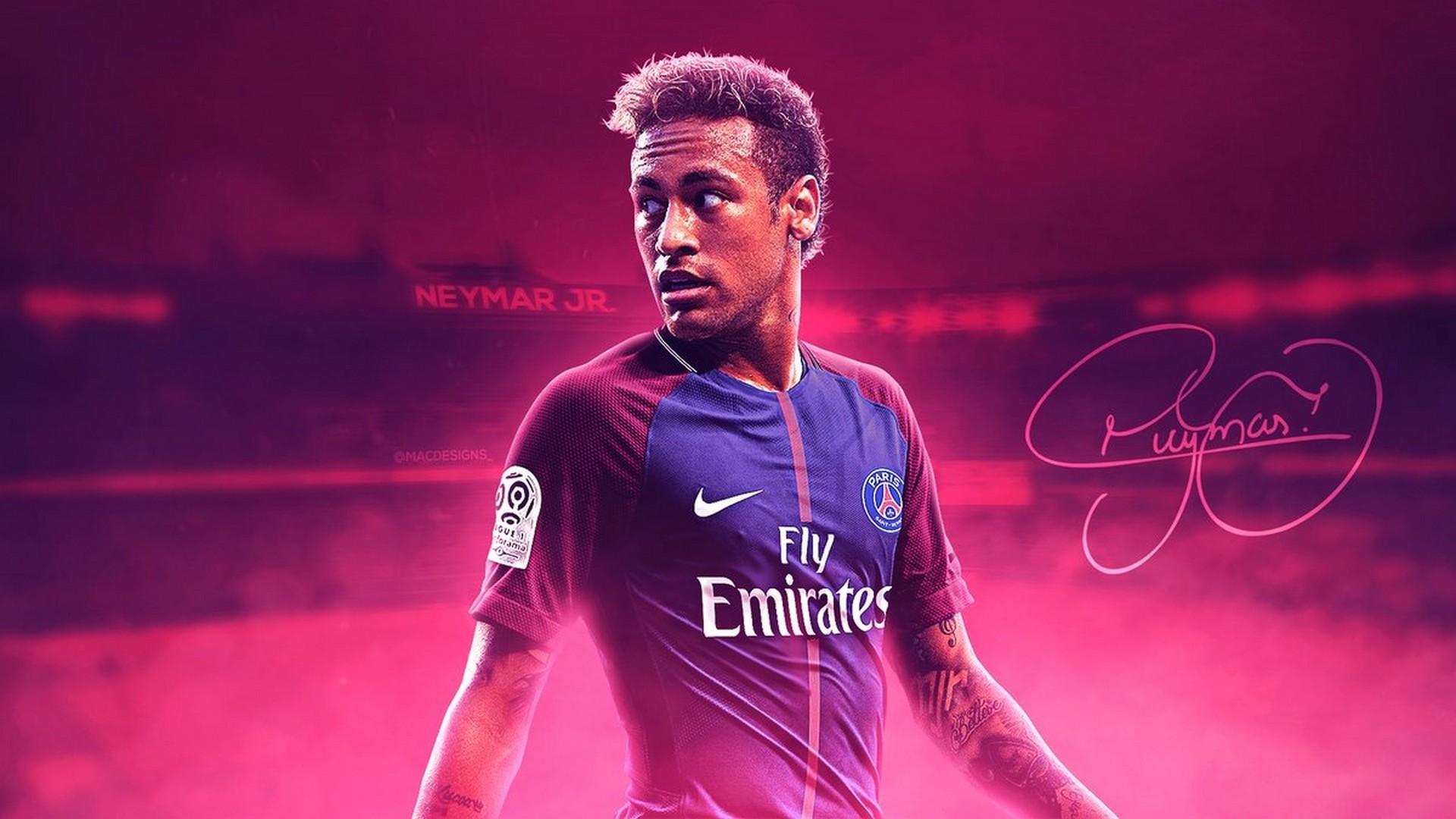 Neymar Jr Desktop Wallpaper