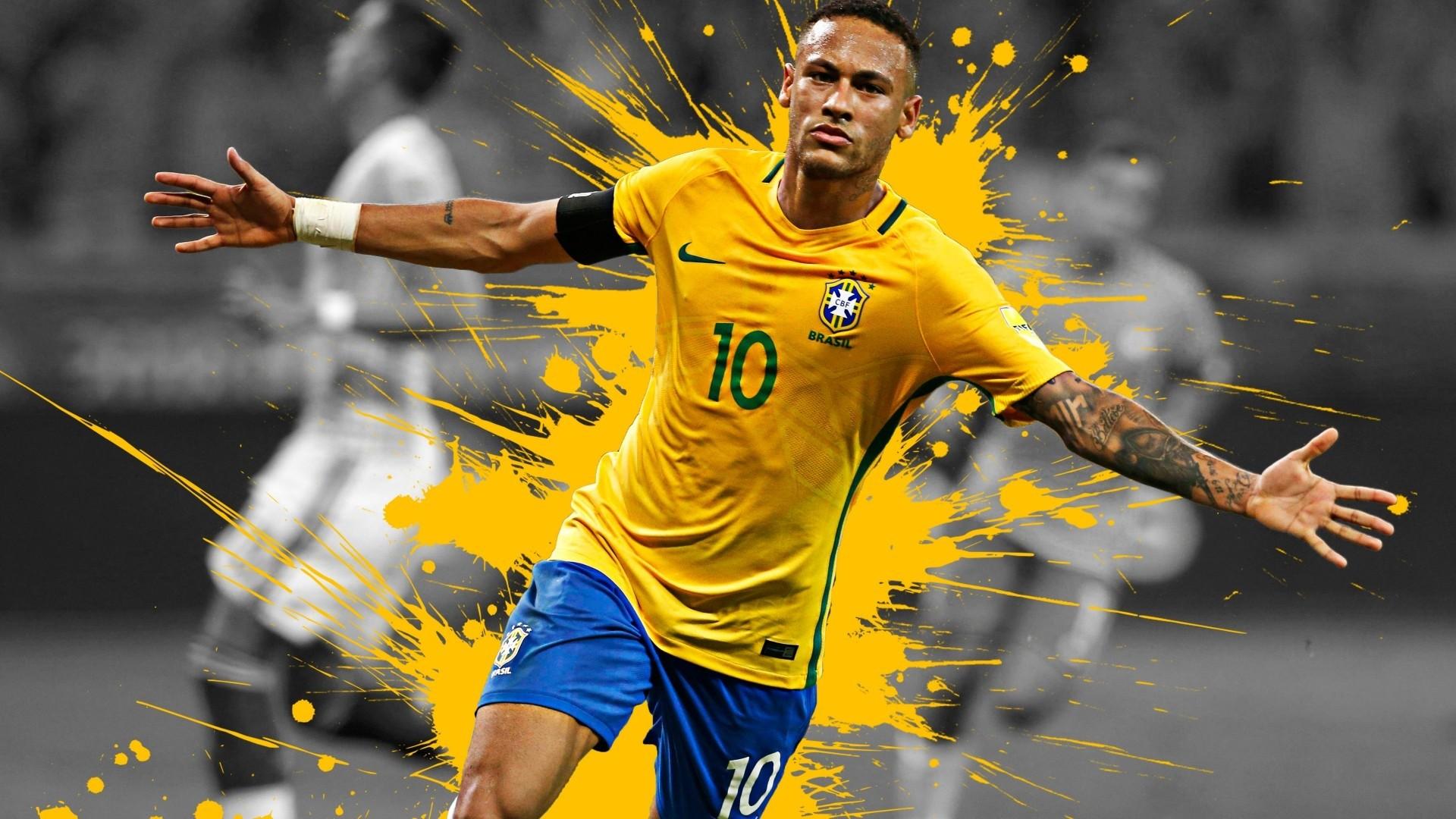 Neymar Jr PC Wallpaper HD