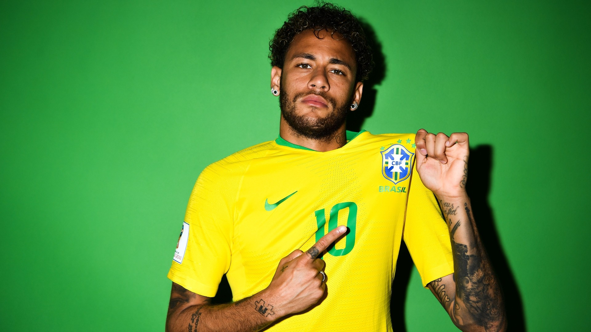 Neymar Jr Background