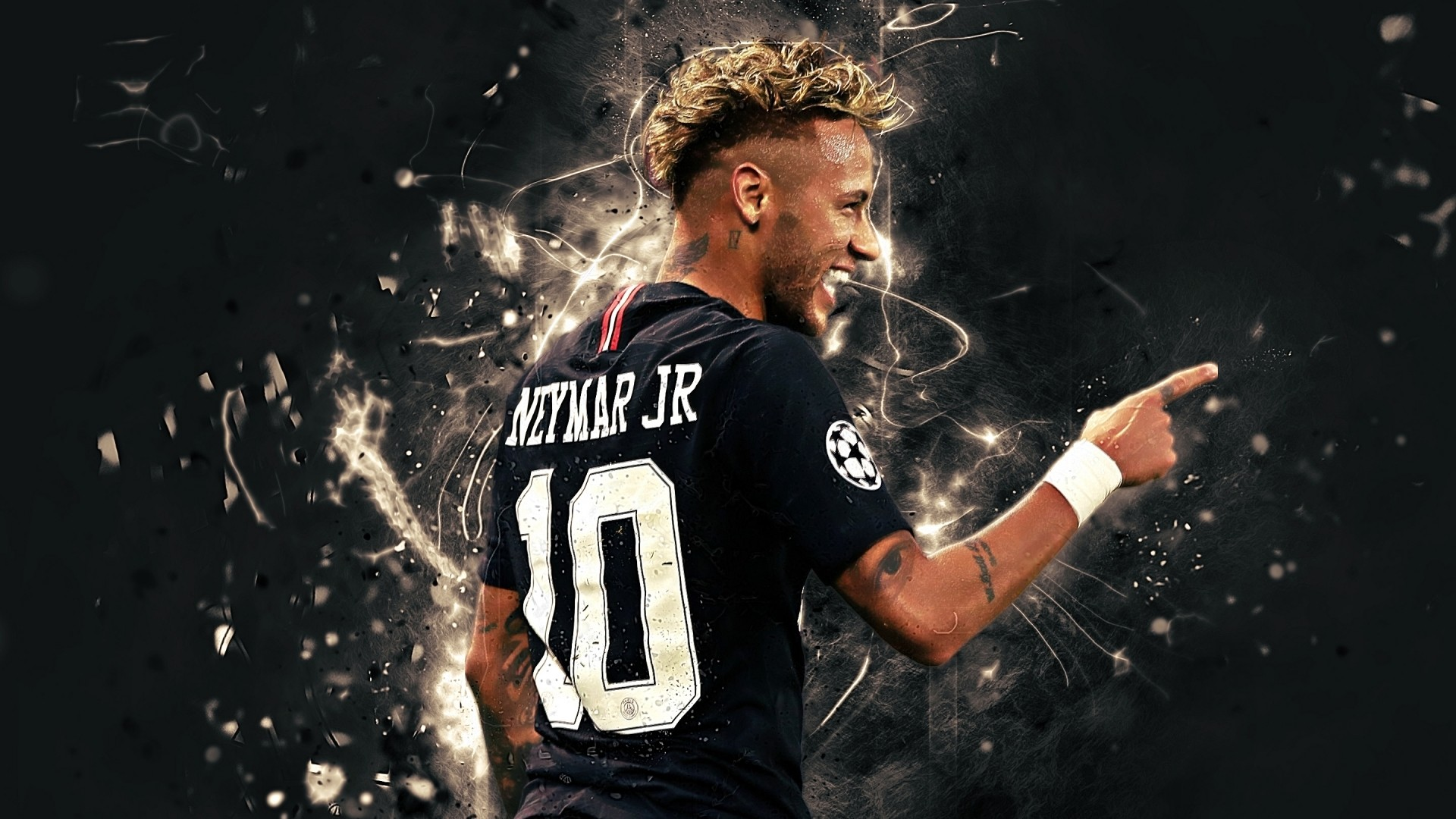 Neymar Jr Wallpaper and Background