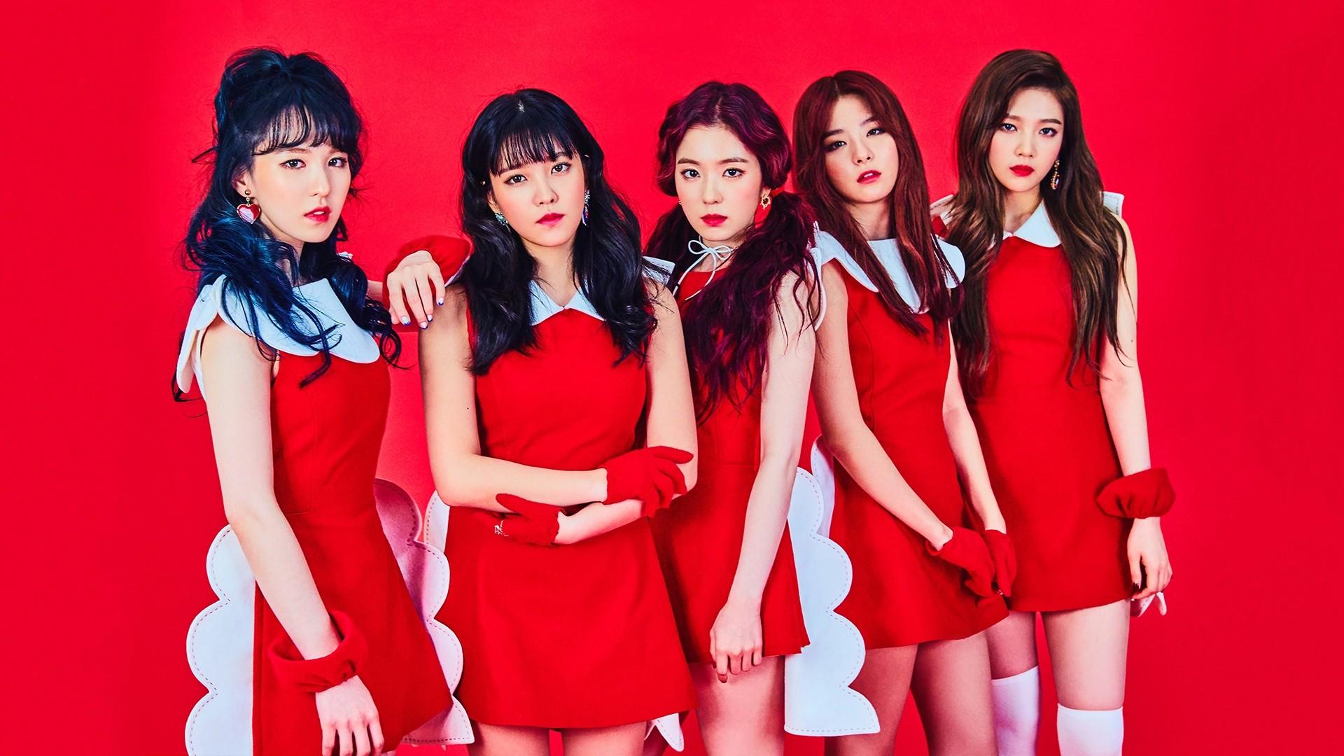 Red Velvet hd desktop wallpaper