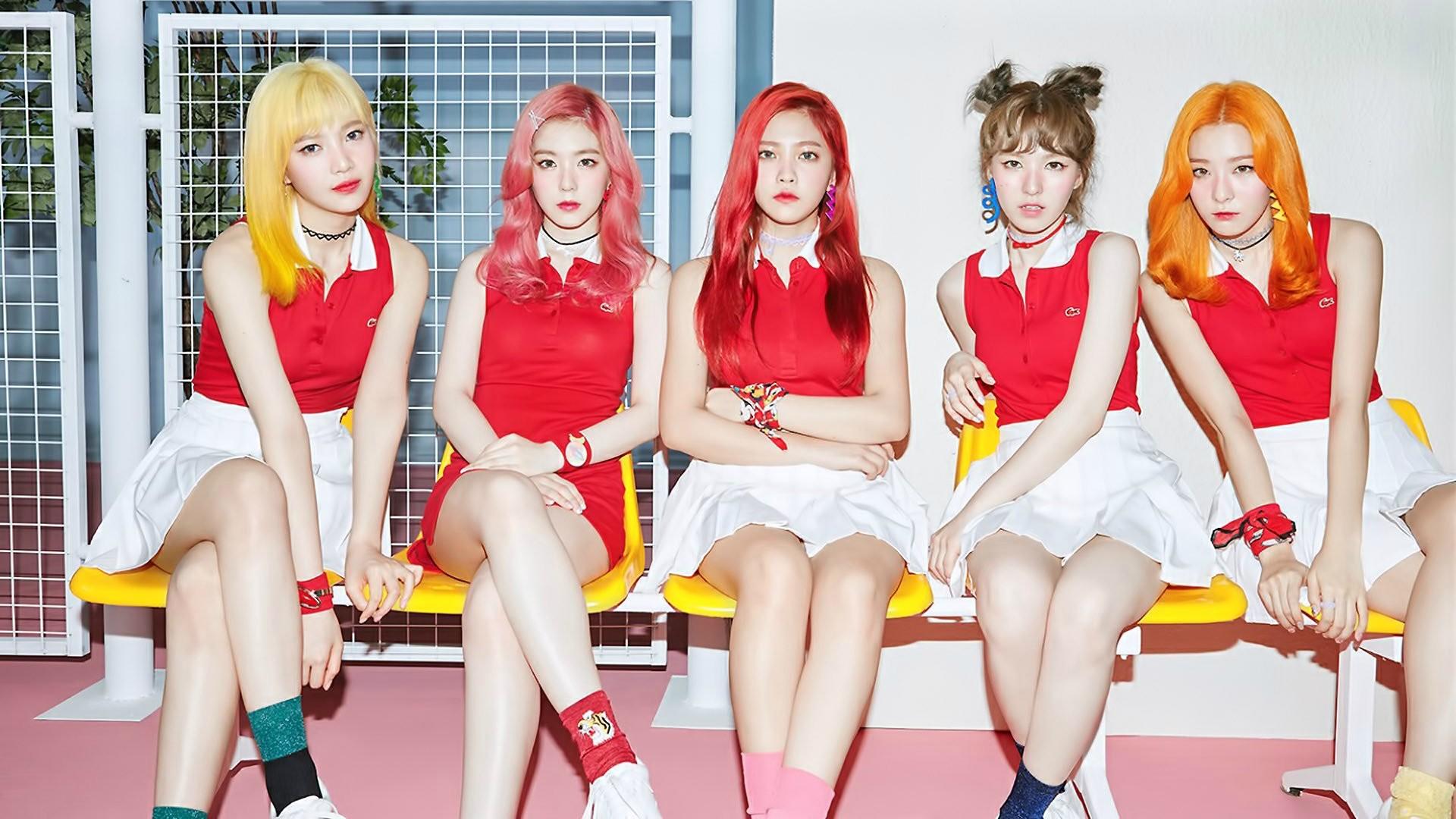 Red Velvet Desktop wallpaper