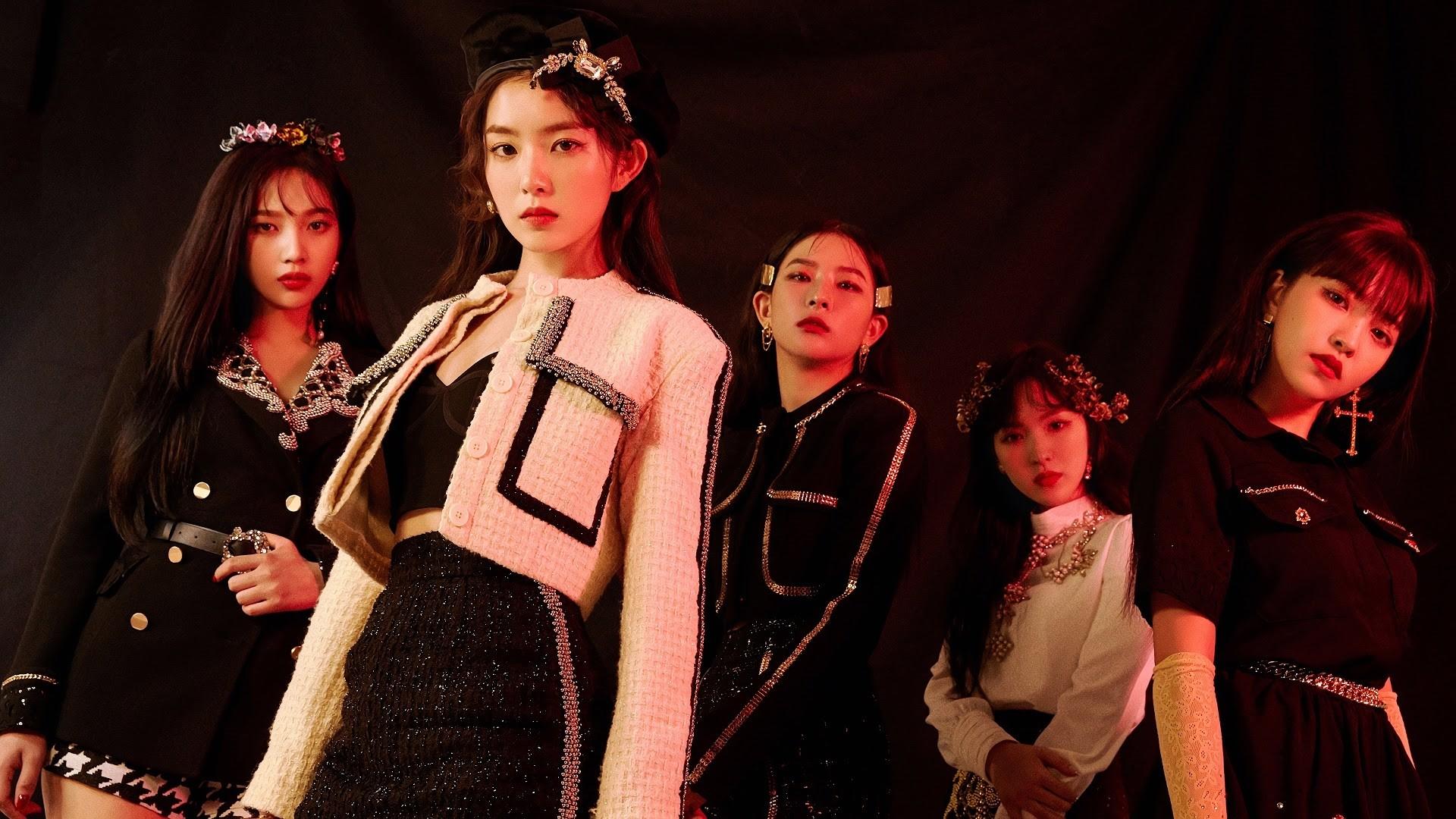 Red Velvet PC Wallpaper