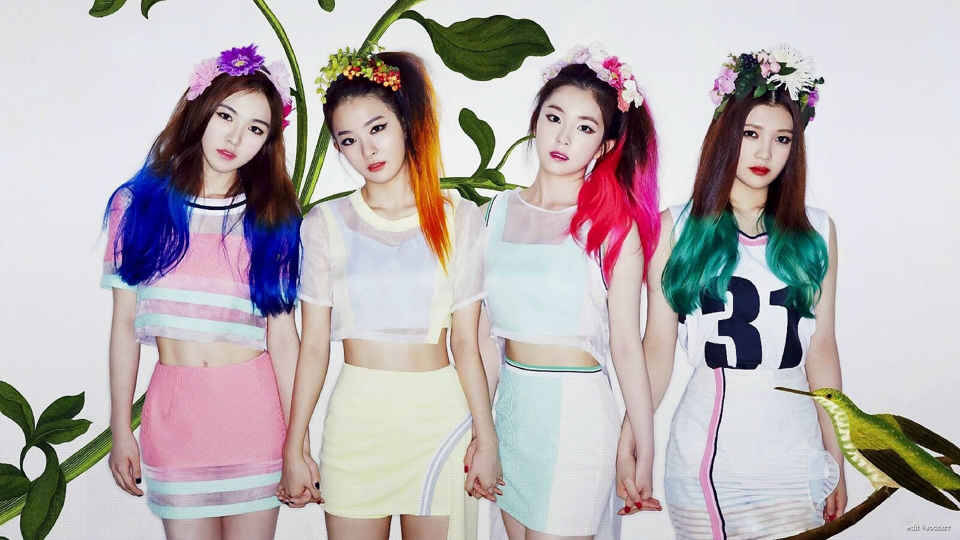Red Velvet wallpaper photo hd