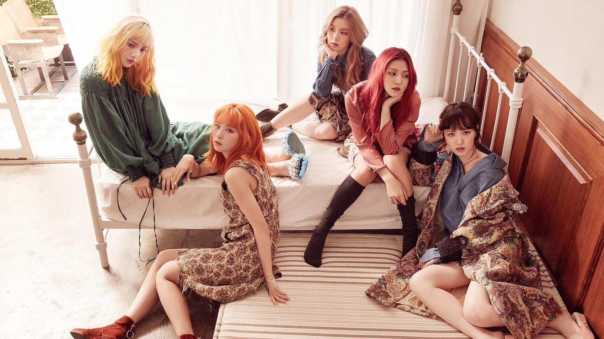 Red Velvet Download Wallpaper