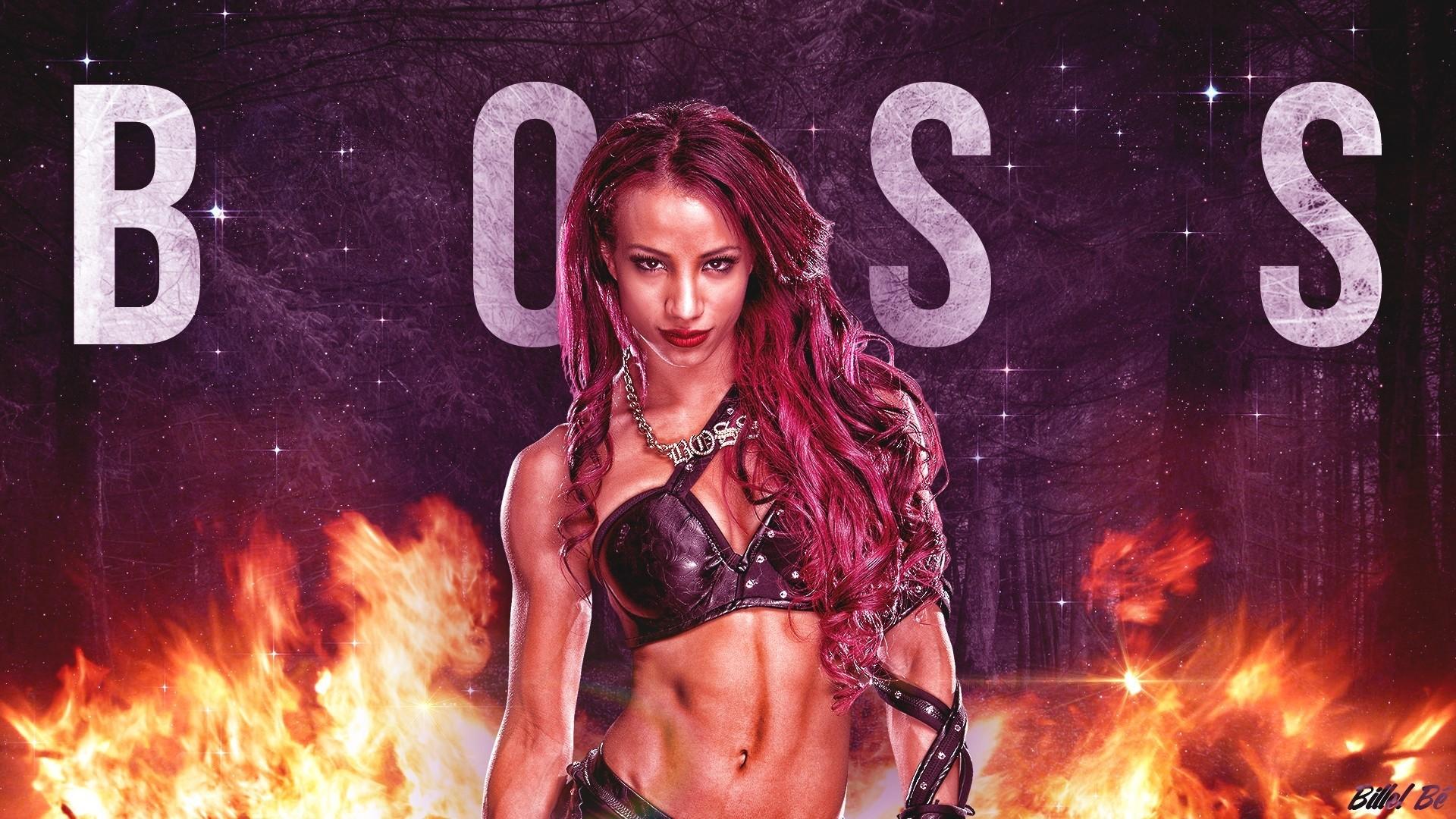 Sasha Banks hd wallpaper download