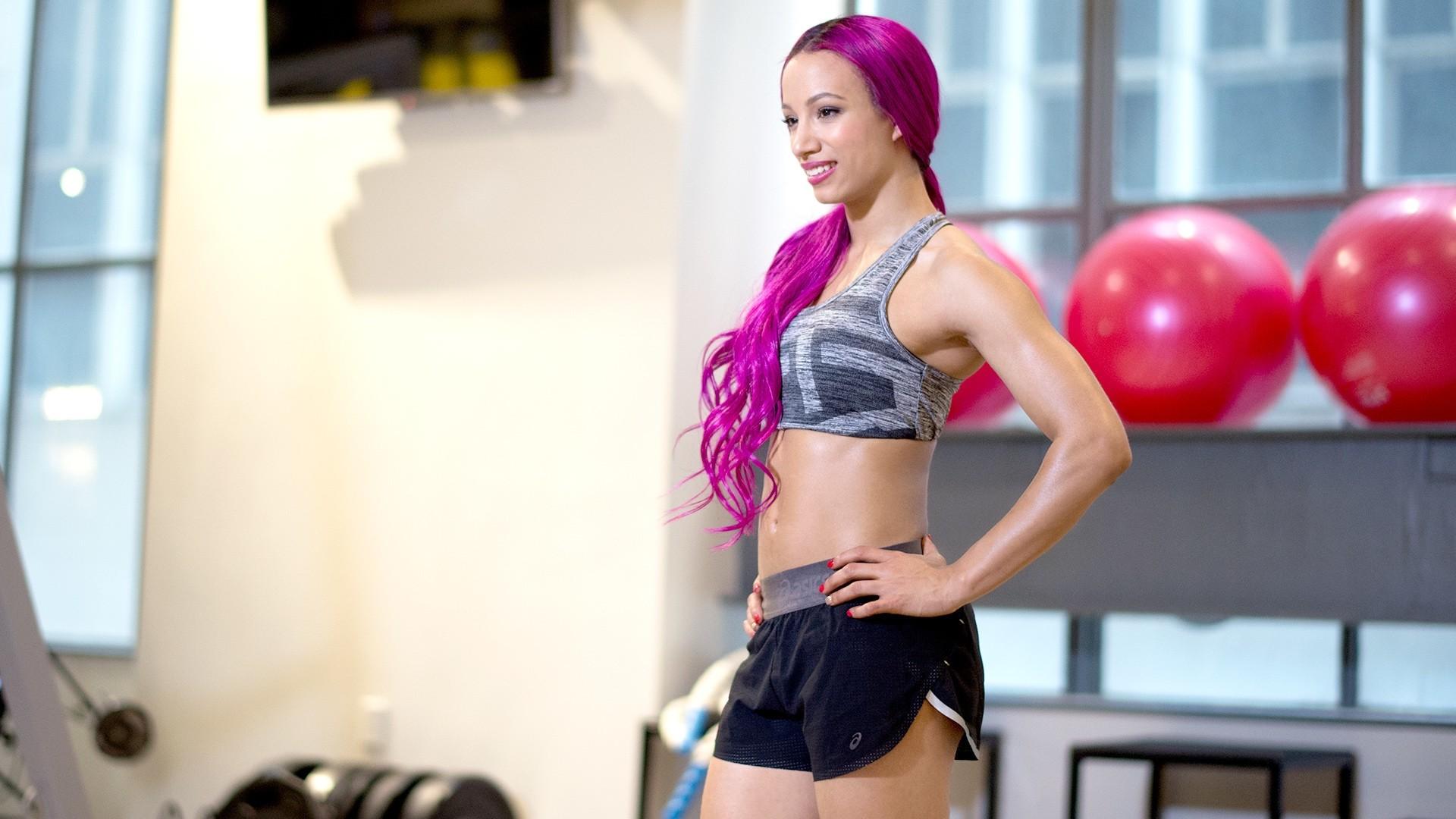 Sasha Banks Picture