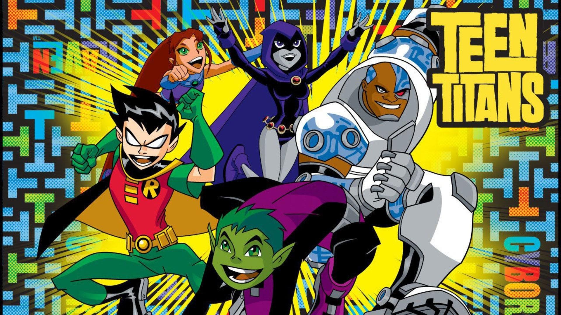 Teen Titans hd wallpaper download