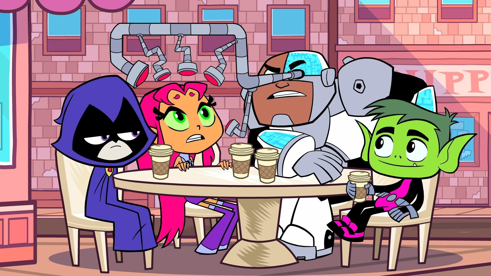 Teen Titans Wallpaper Picture hd
