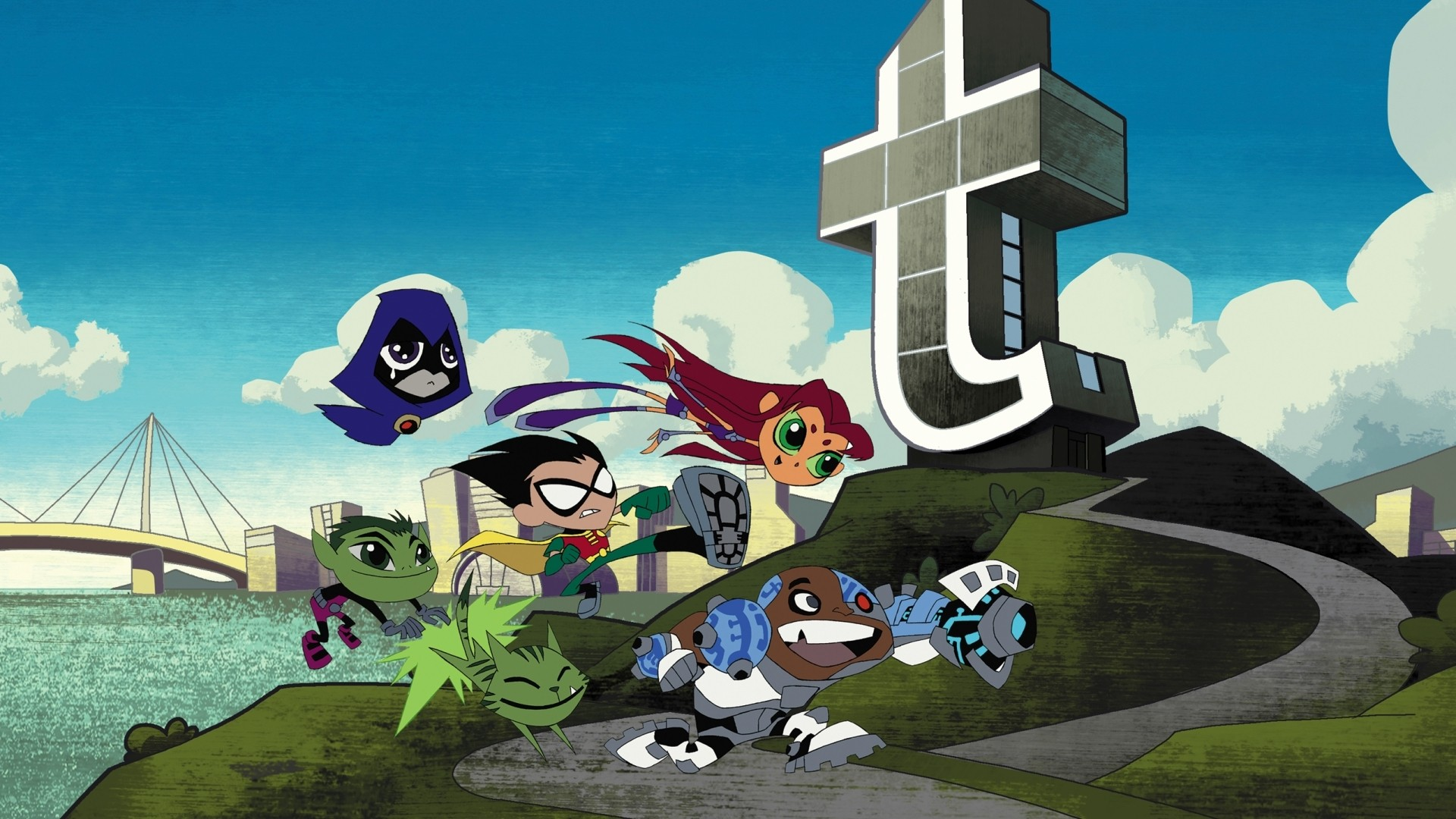 Teen Titans Picture