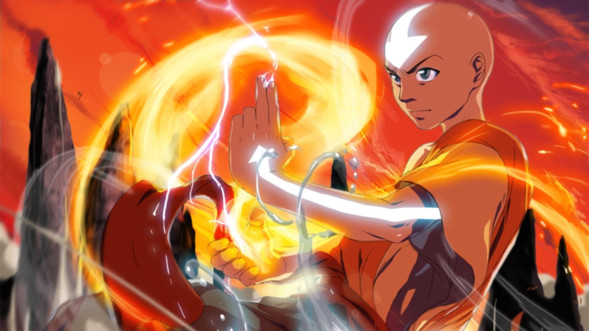 Aang Free Wallpaper and Background