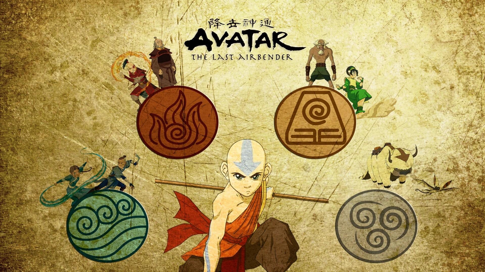 Aang Wallpaper for pc
