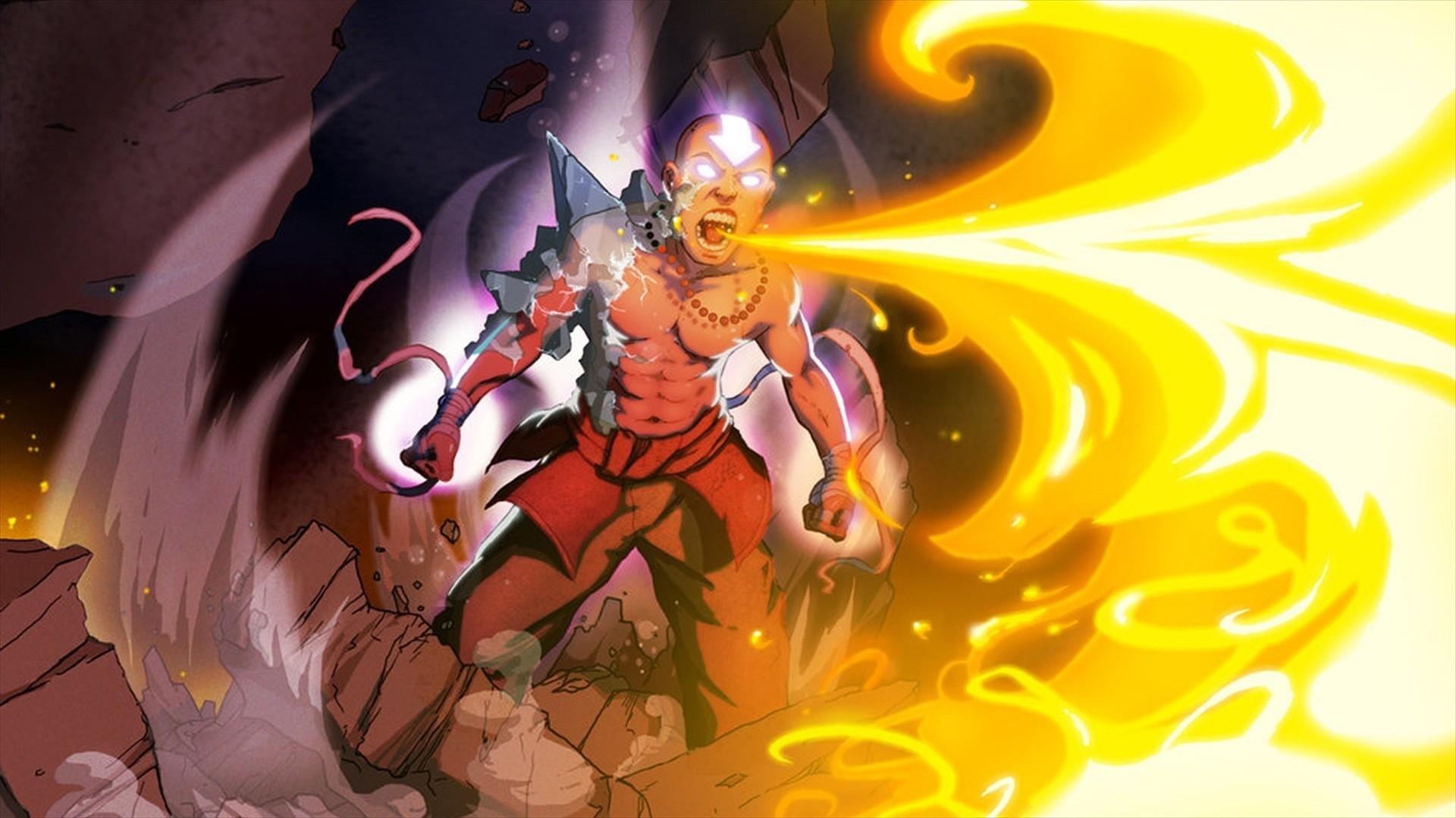 Aang Wallpaper image hd