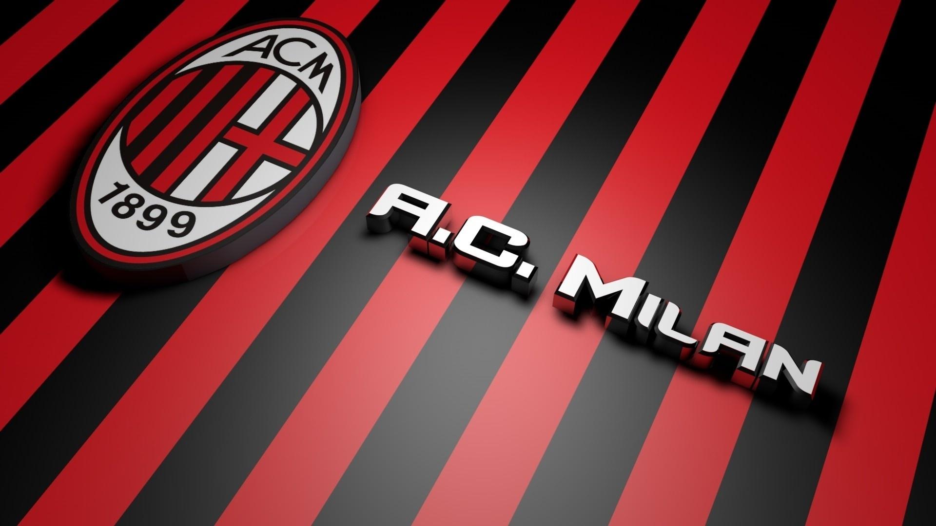 Ac Milan hd desktop wallpaper