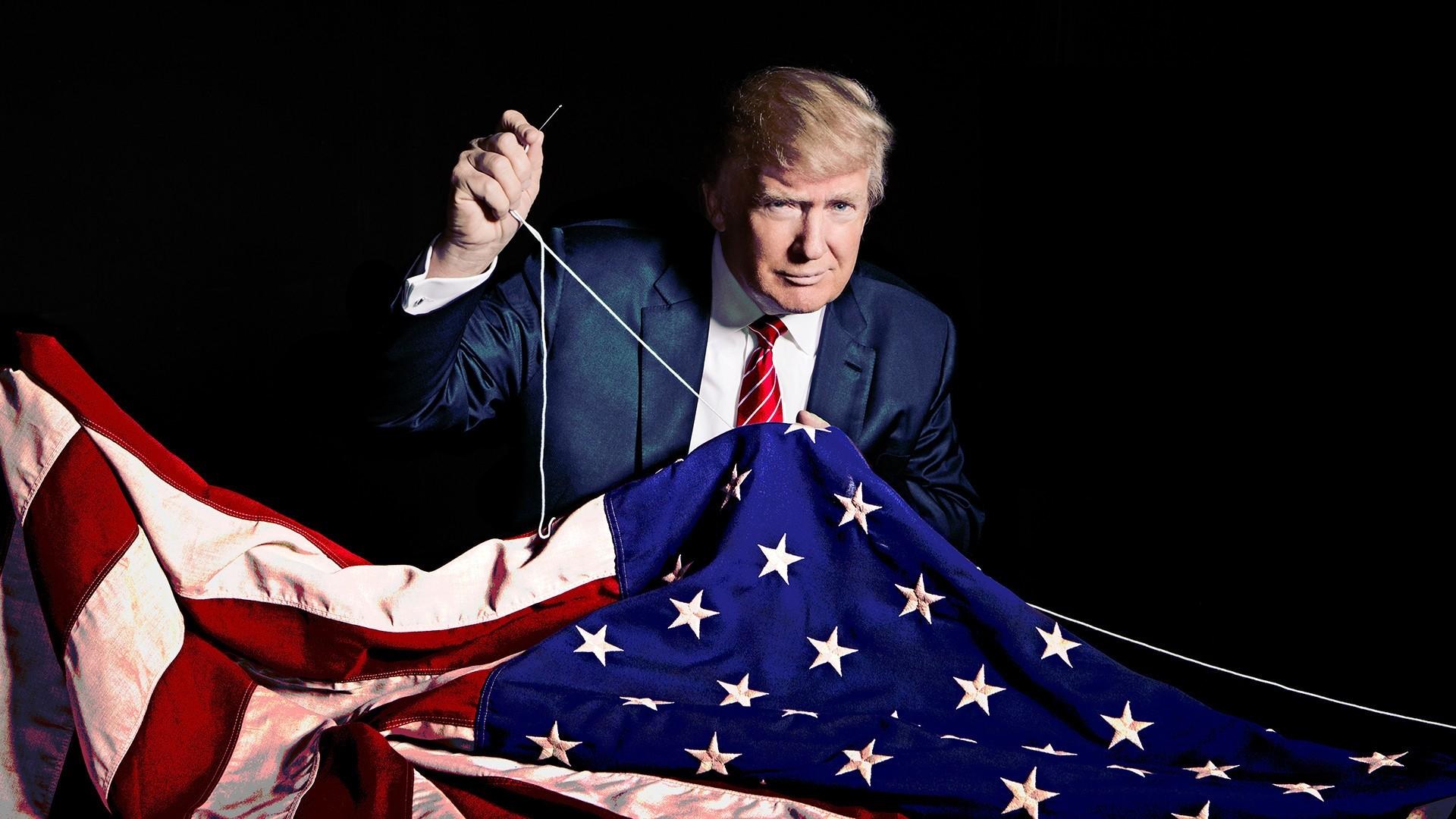 Donald Trump wallpaper photo hd