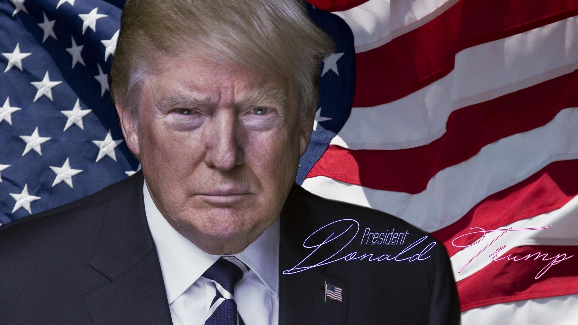 Donald Trump Download Wallpaper