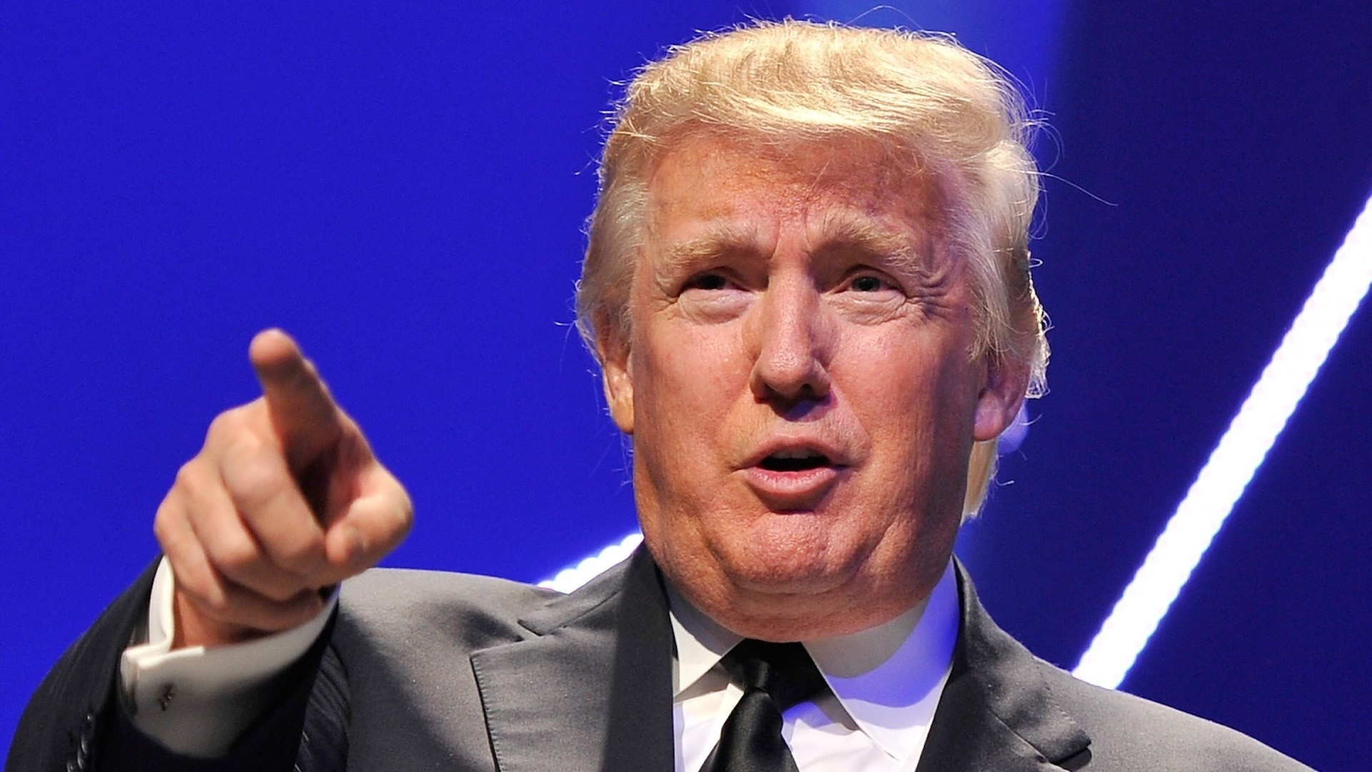 Donald Trump Full HD Wallpaper