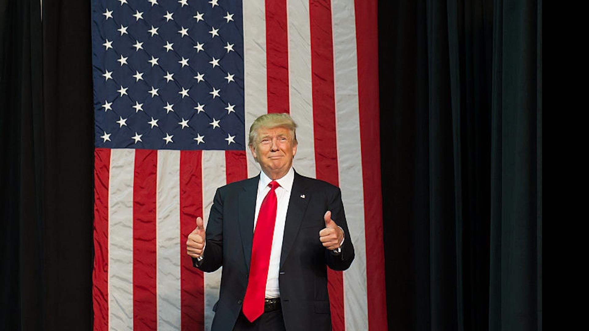 Donald Trump PC Wallpaper