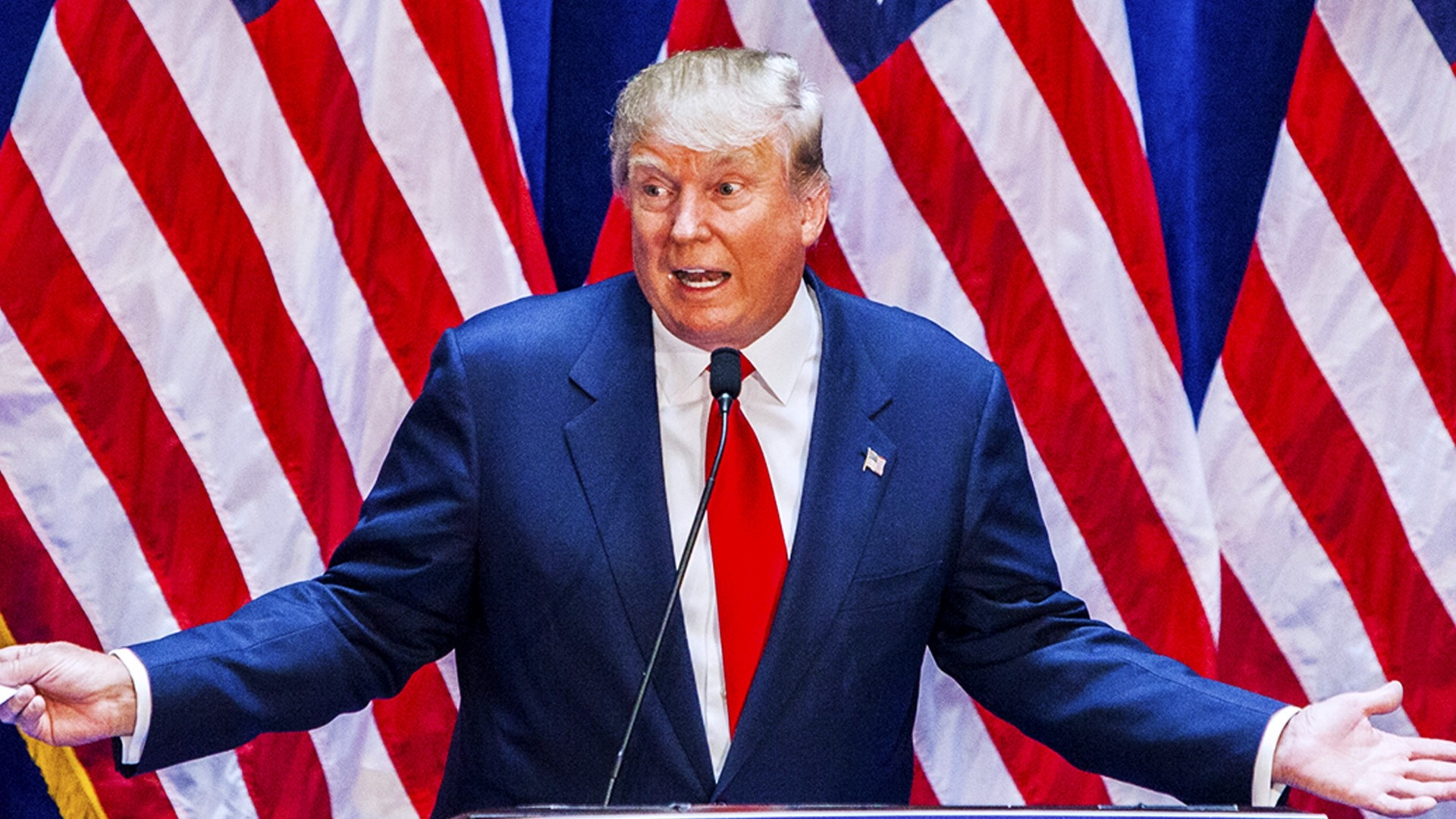 Donald Trump Pic