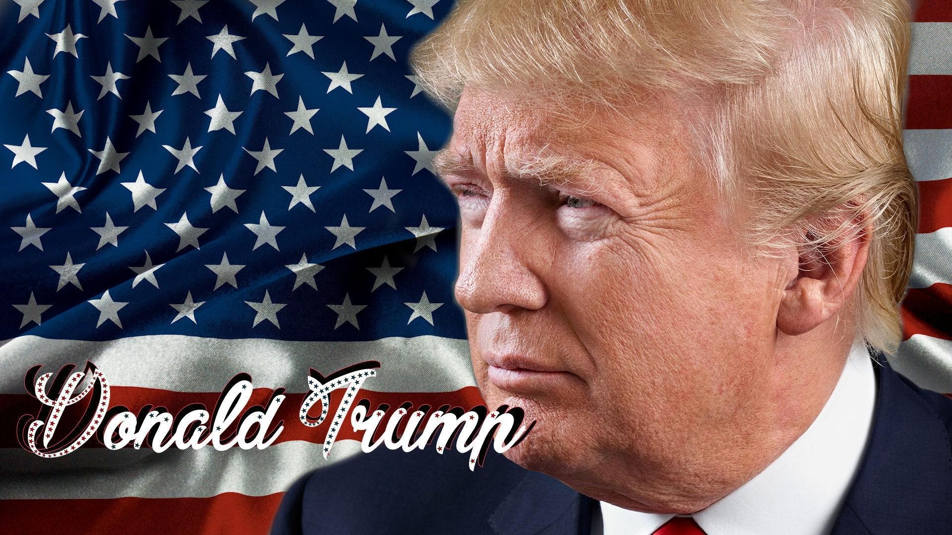 Donald Trump Free Wallpaper