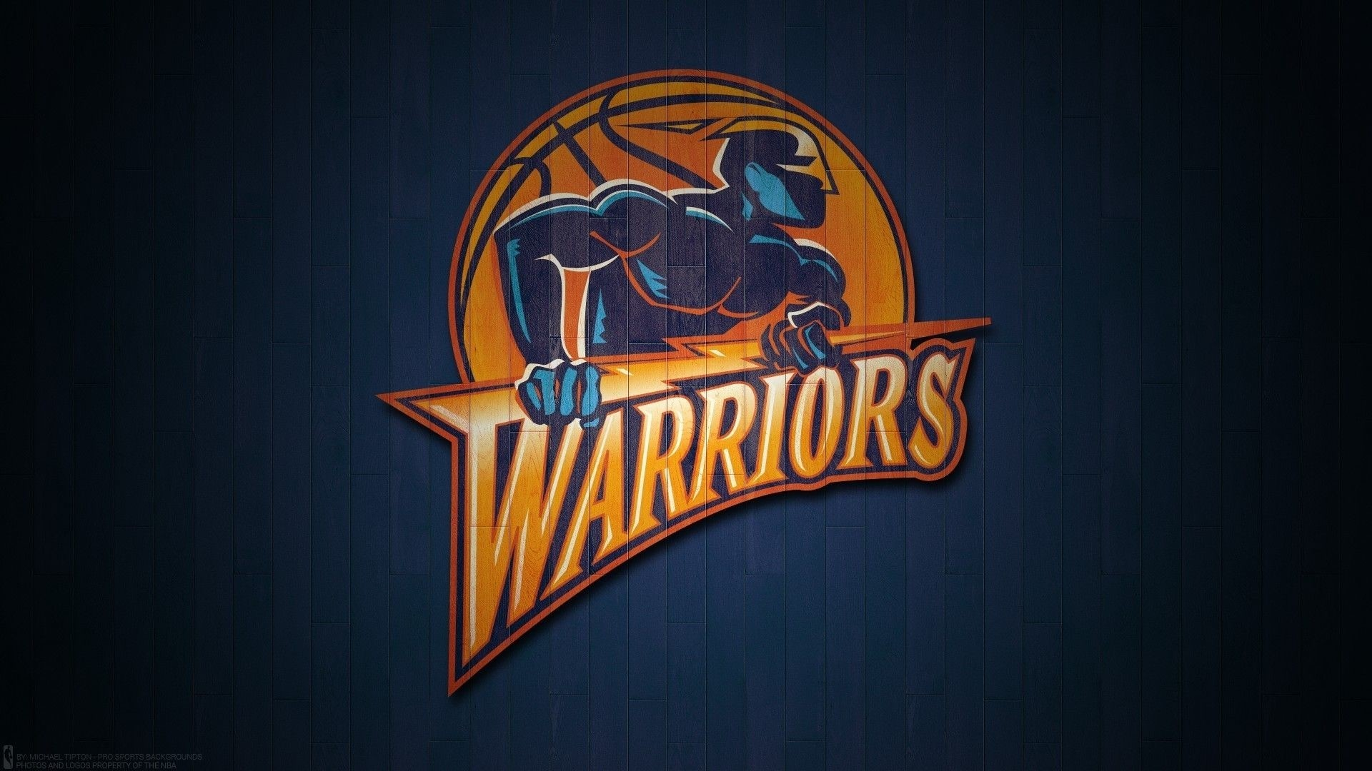 Golden State Warriors PC Wallpaper